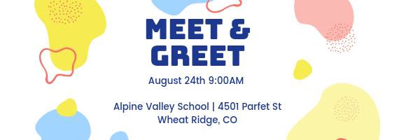 Alpine Valley School will be hosting an informal meet and greet beginning at 9AM! Come and learn more about self-directed democratic education in the Denver area by touring our facility, meeting our staff members, and chatting with graduates of our program. Space is limited, so please  reserve your spot  if you plan to attend!