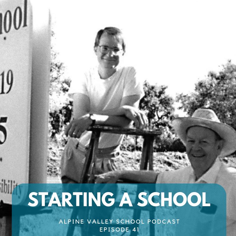 Starting a School