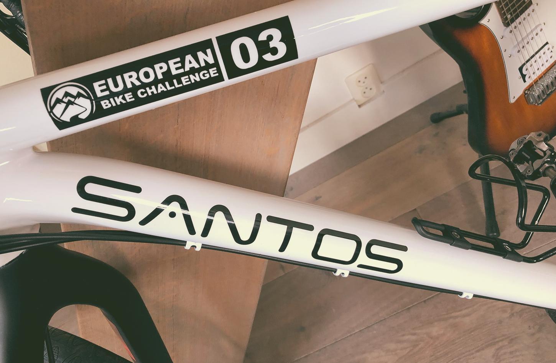 Custom Santos Bike -