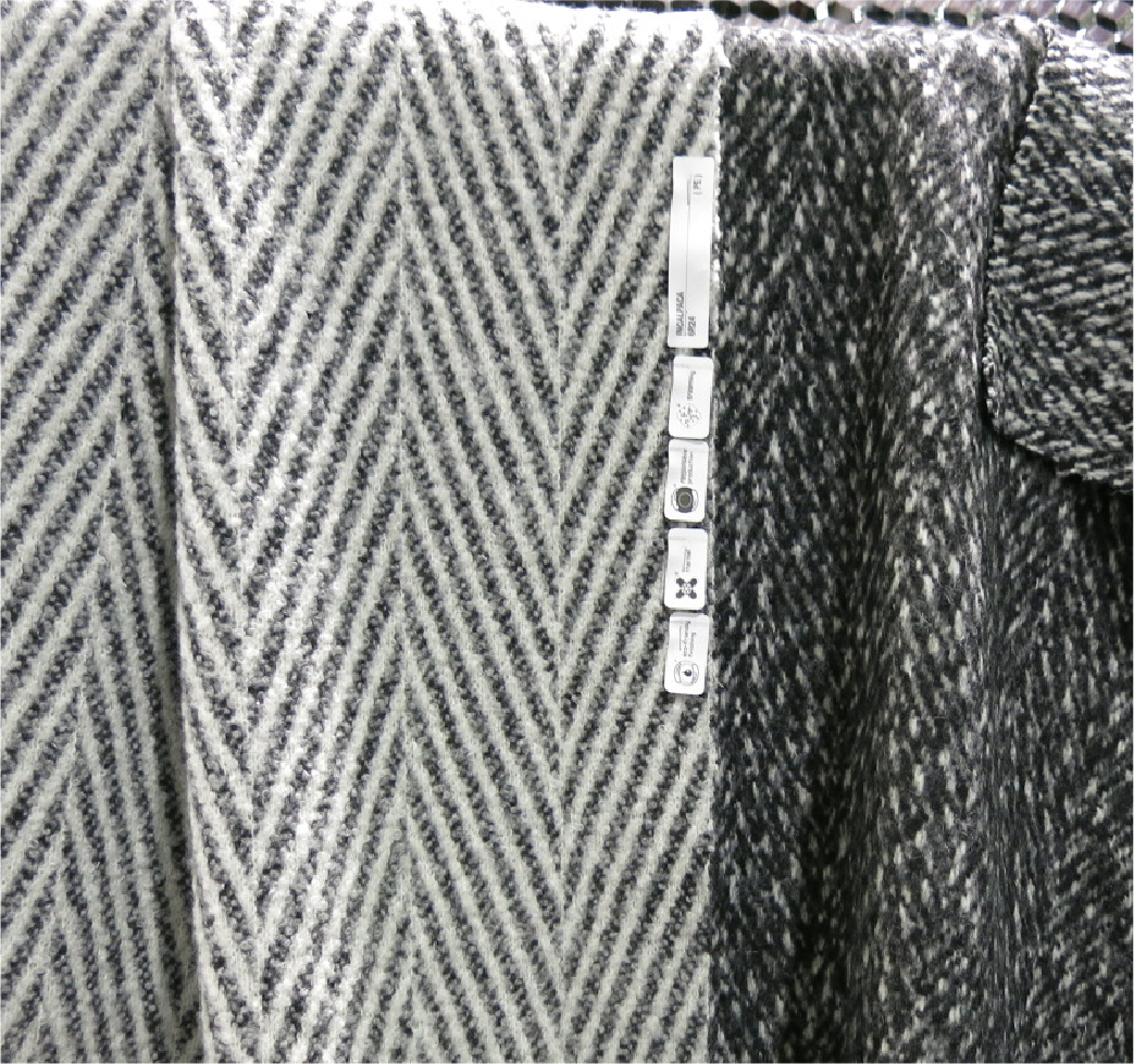 Heritage wool textiles offer comfort and values of yesteryear