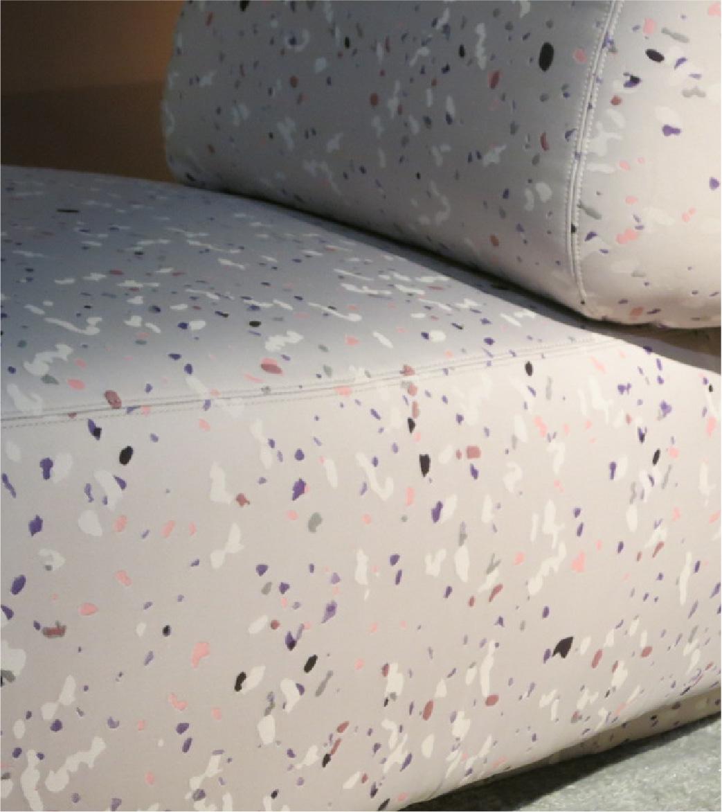 'Terrazzo' textiles