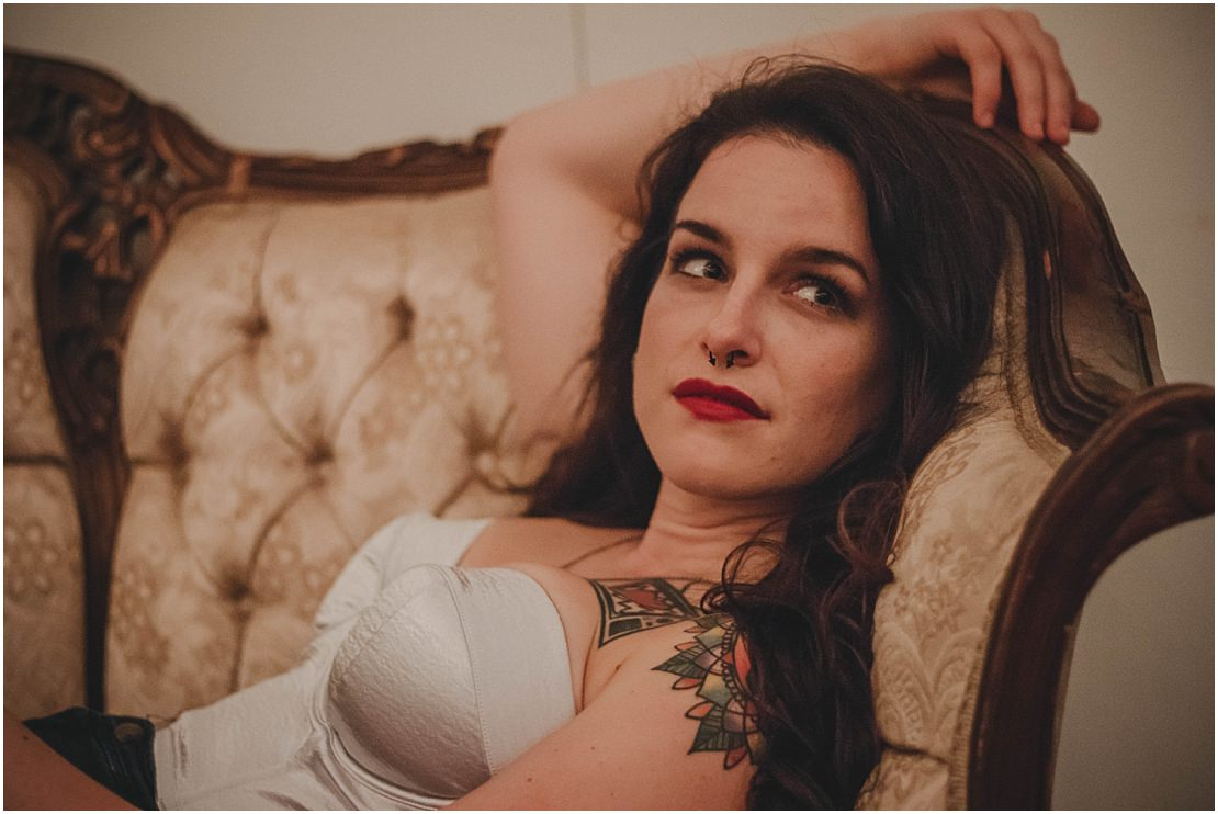 Dayton, Ohio Boudoir Photographer | Misfit & Co