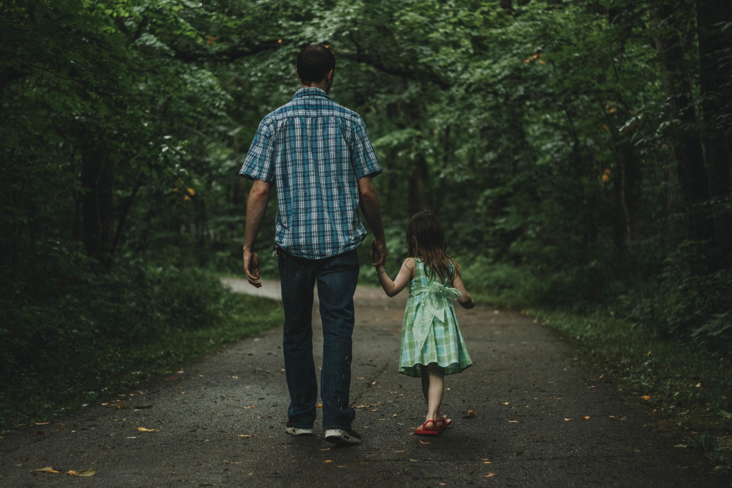 Daddy & Me Portraits | Englewood, Ohio Photographer