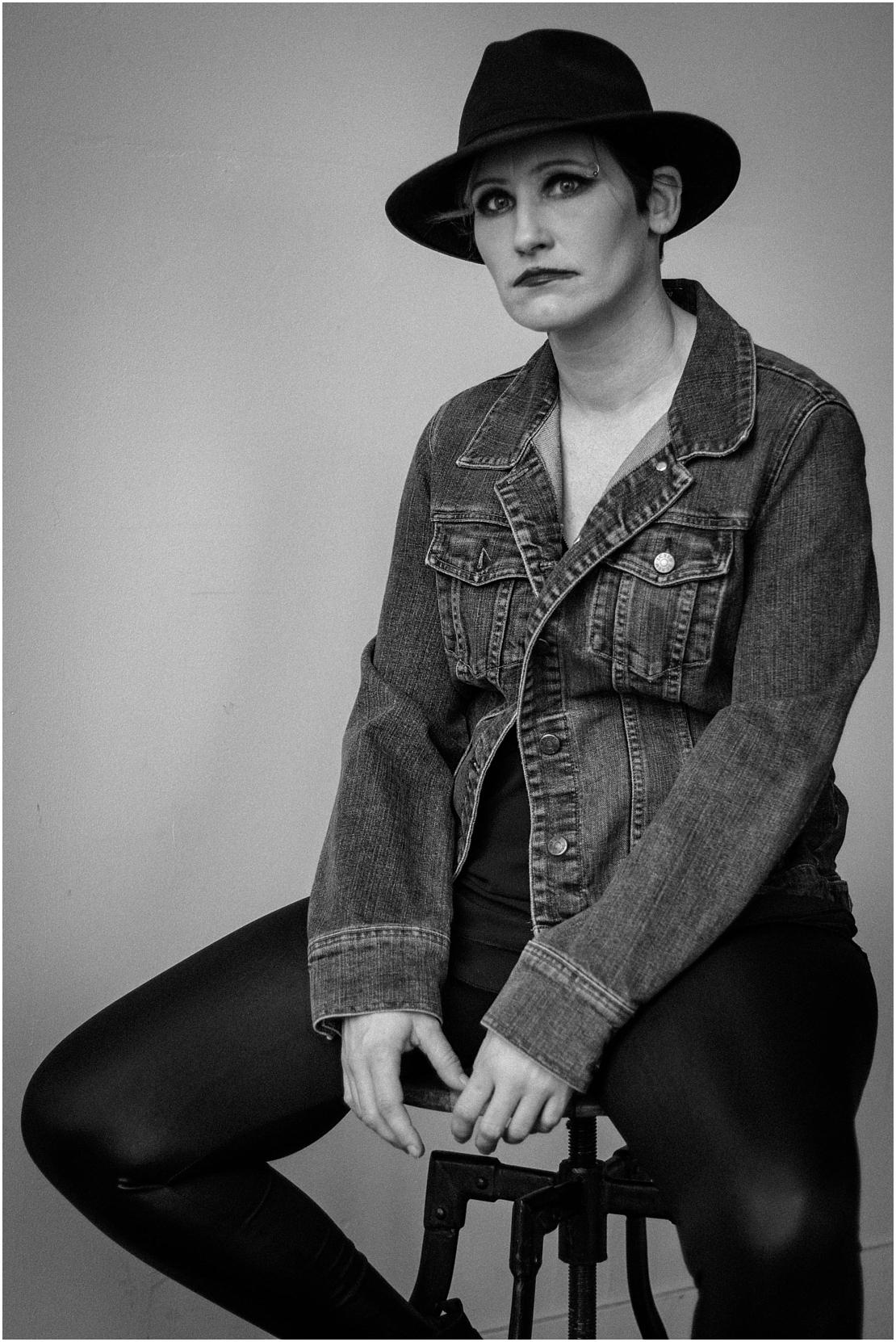 Alternative Styled Portraits | Something Old Dayton