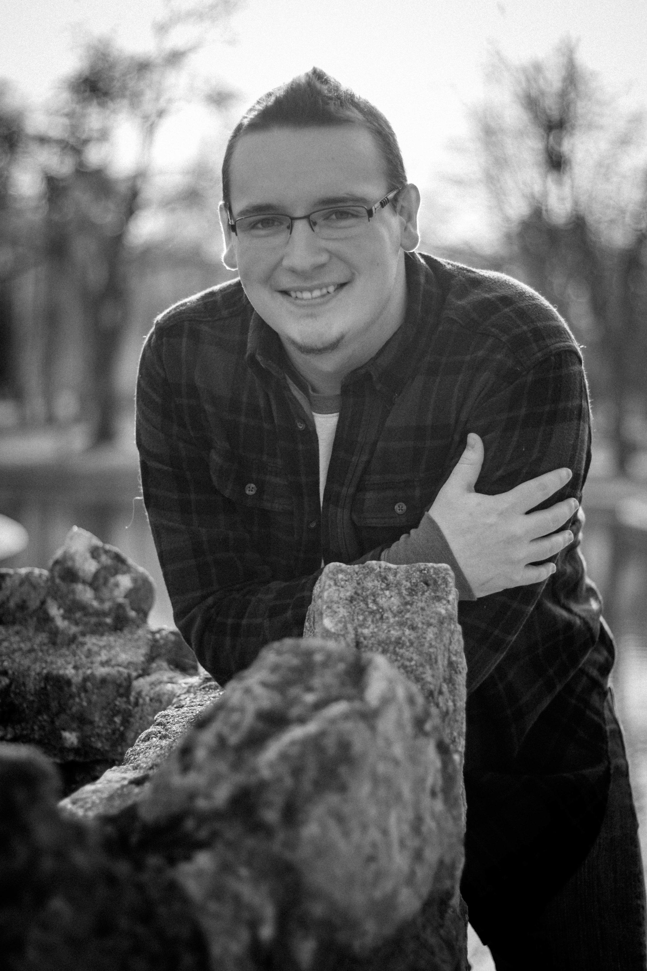 Greenville City Park Senior Portraits | Greenville, Ohio Photographer