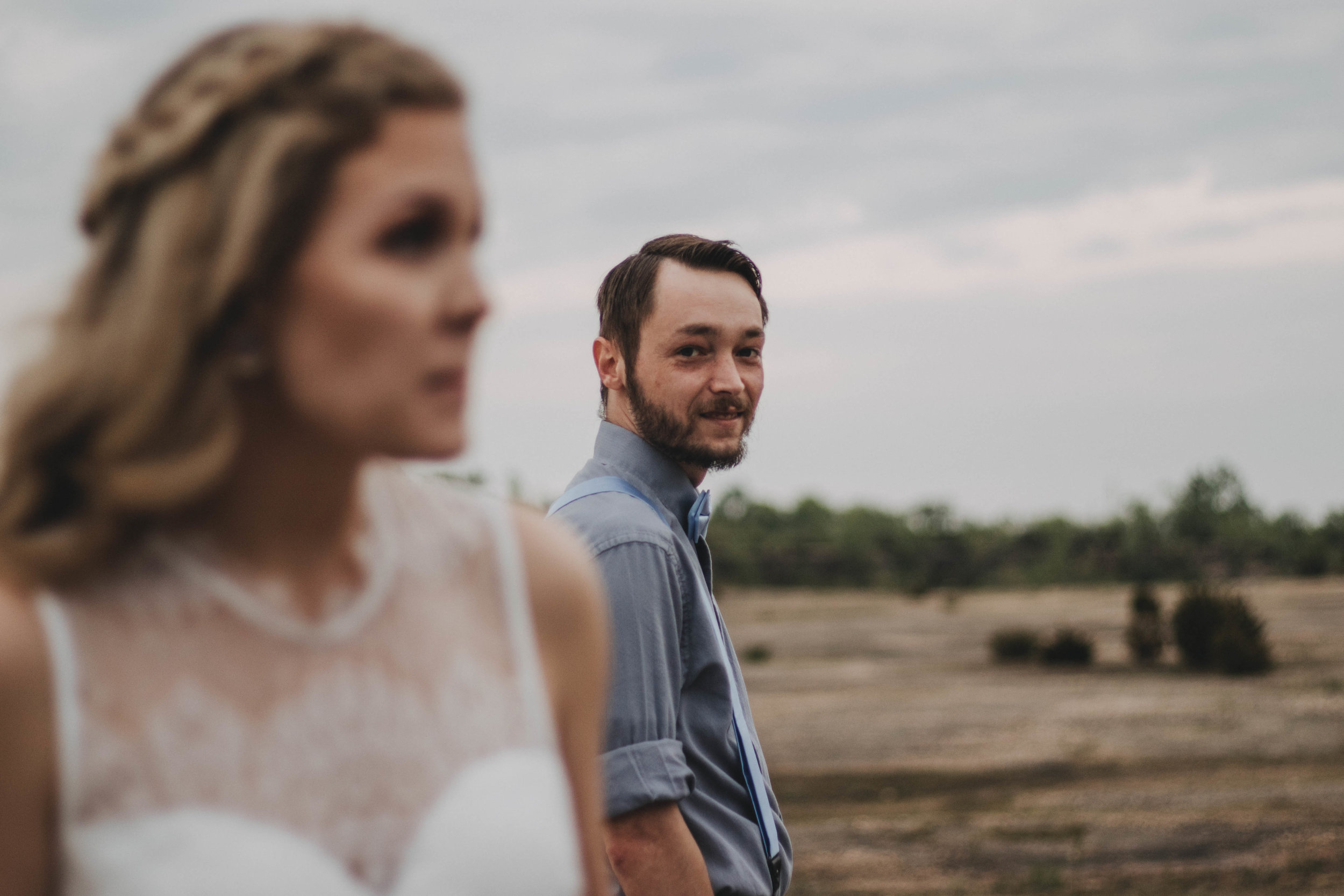 Desert Inspired Vow Renewal | Dayton Wedding Photographer