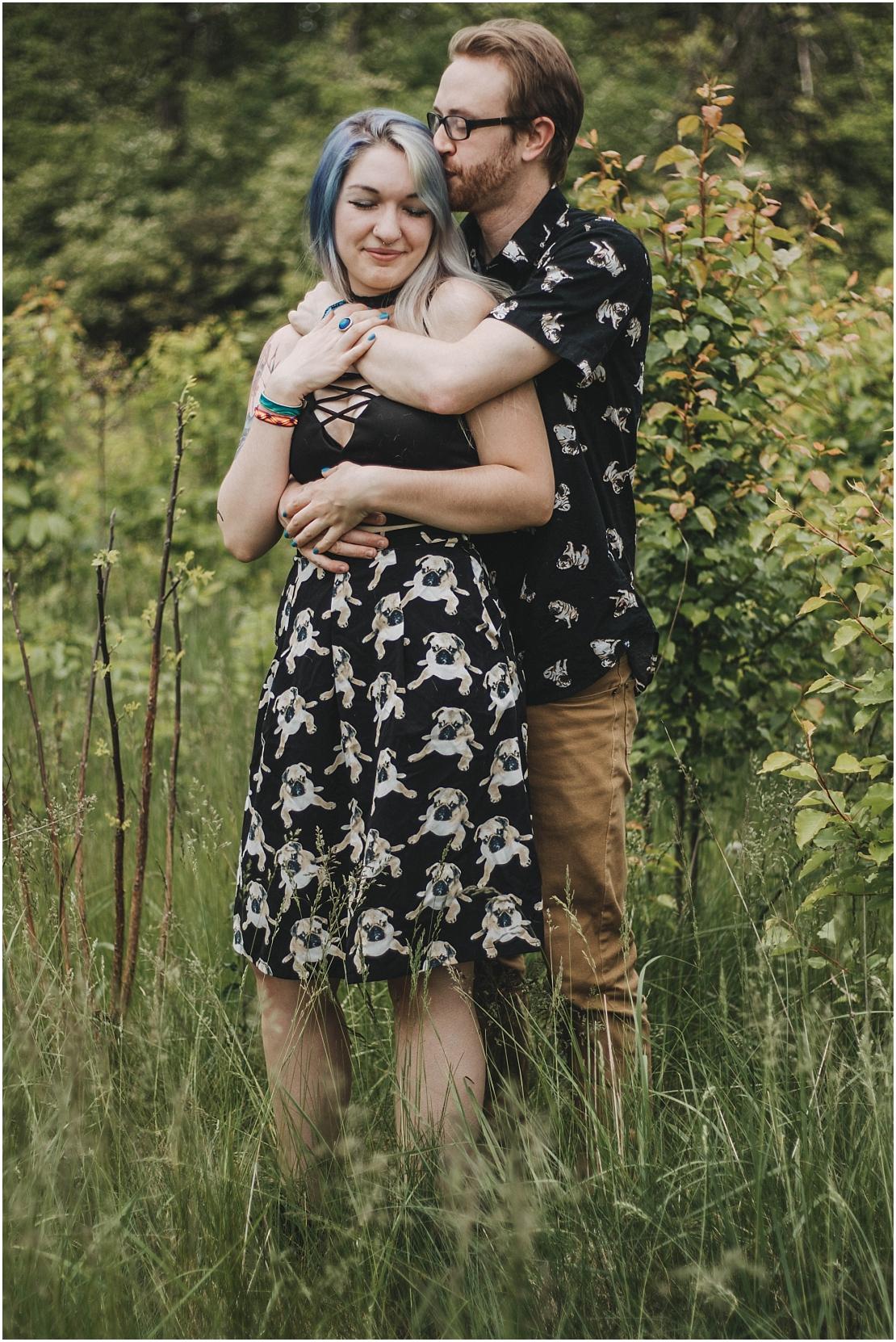 Couples Portraits | Art Van Atta Park | Vandalia, Ohio