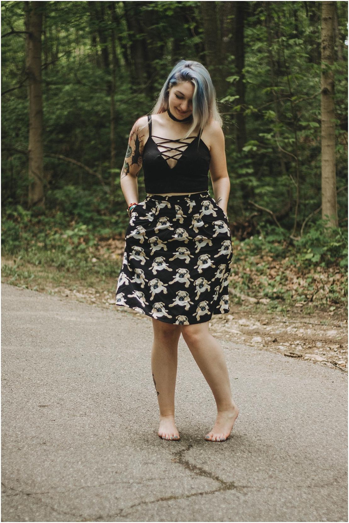 Model Portraits | Vandalia, Ohio