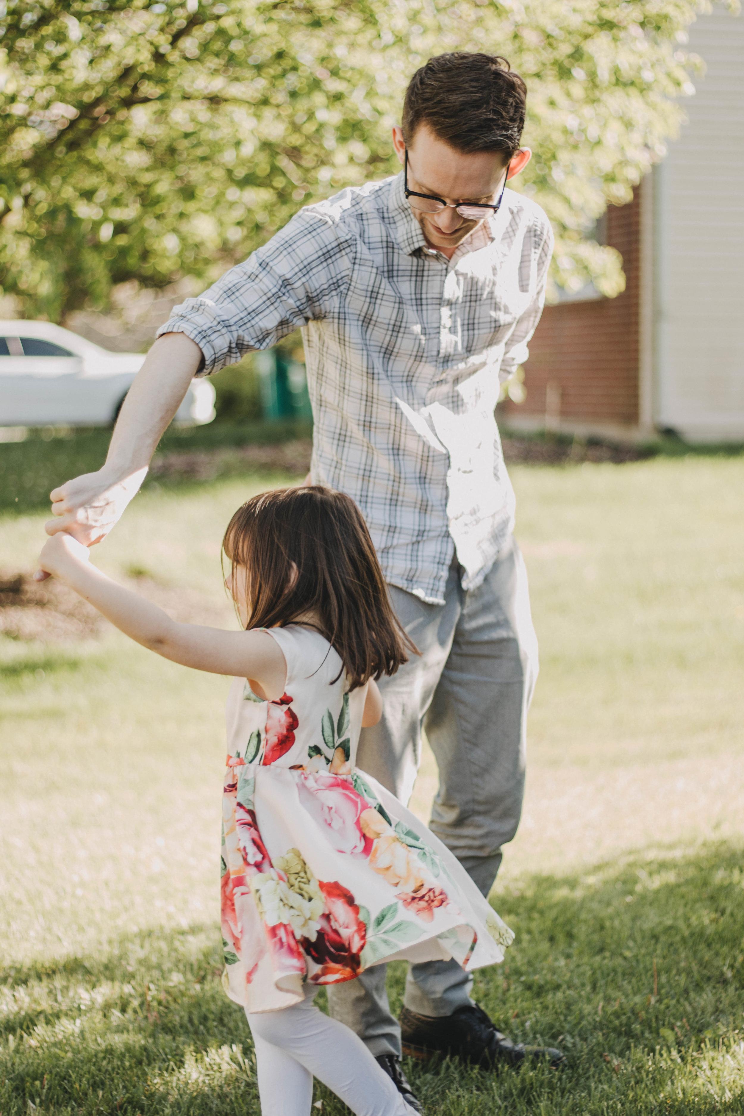 In-Home Family Portraits | Beavercreek, Ohio