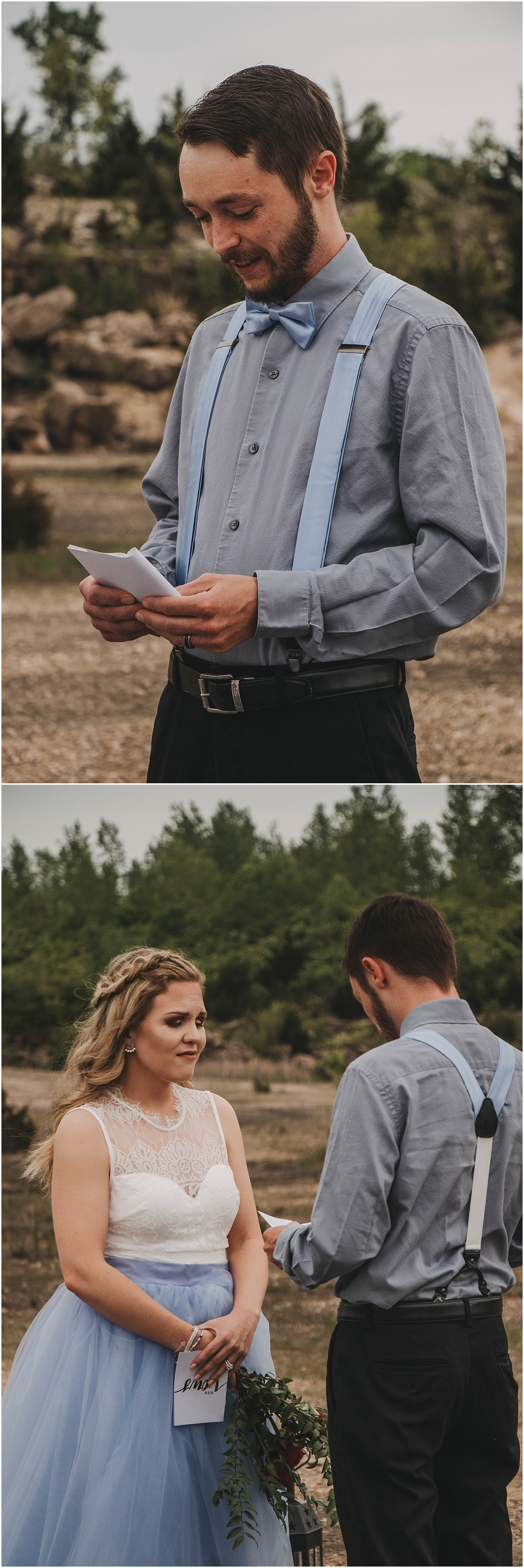 Desert Inspired Vow Renewal | Fairborn, Ohio