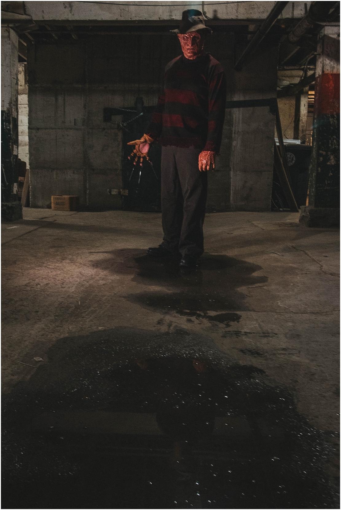Freddy Krueger Mini Sessions   Dayton, Ohio