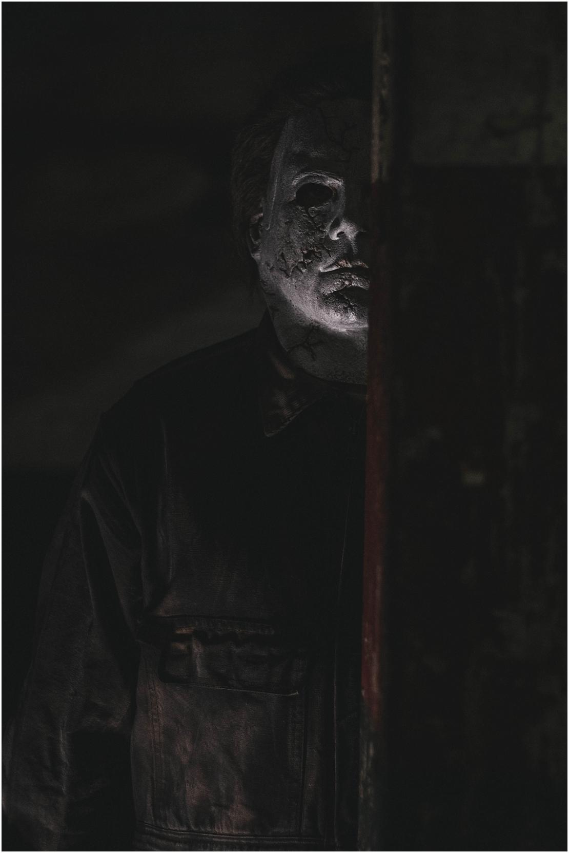 Michael Myers - Halloween Mini Sessions   Dayton, Ohio