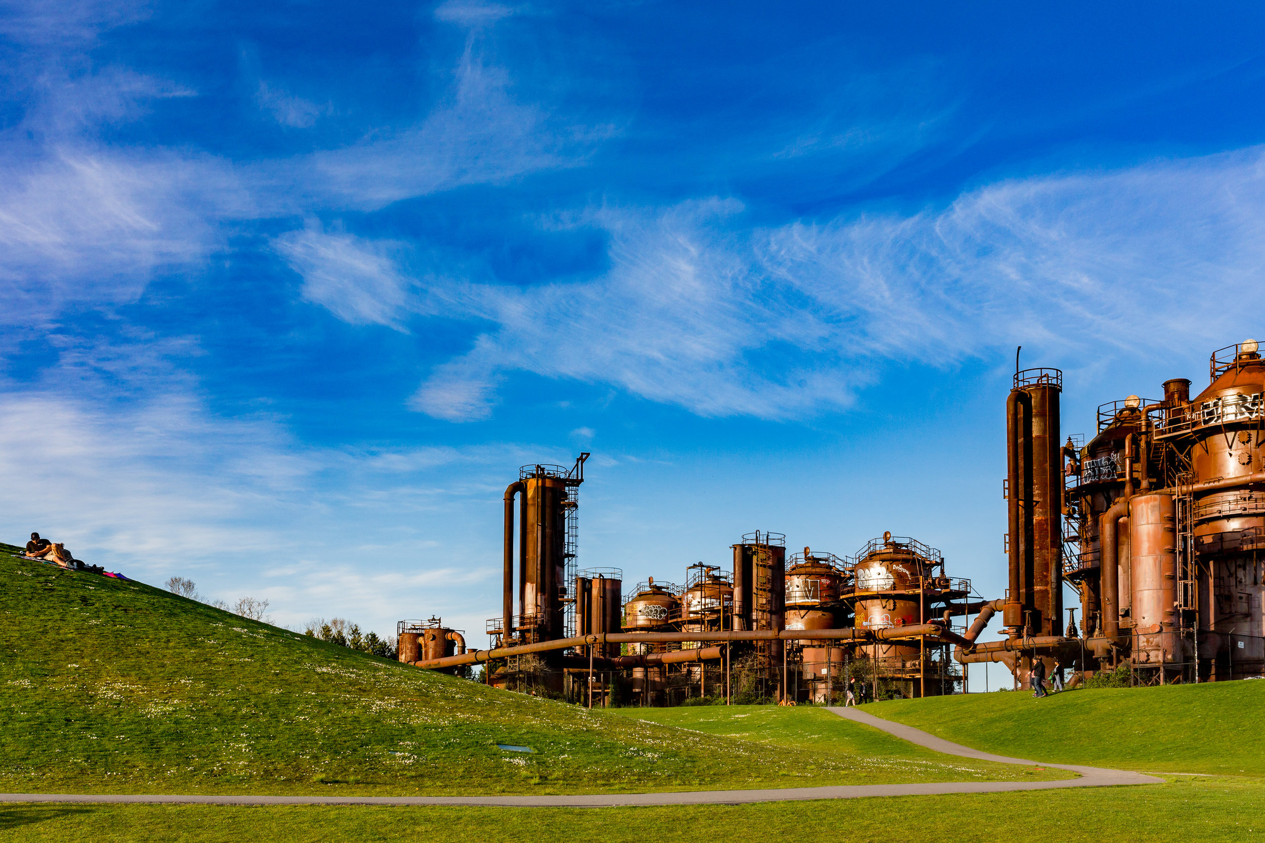 Gasworks Park | Seattle