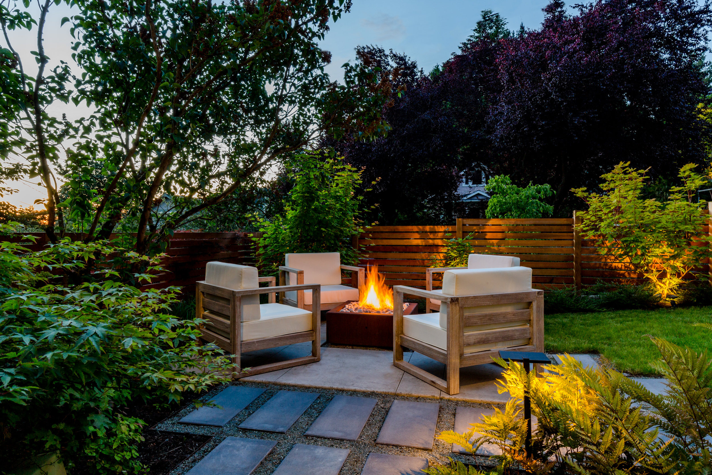 Contemporary Patio | Seattle