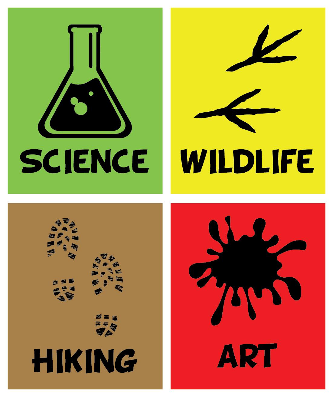 Ballona Discovery Nature Camp Logo
