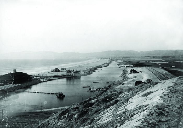 Del Rey Lagoon, 1904