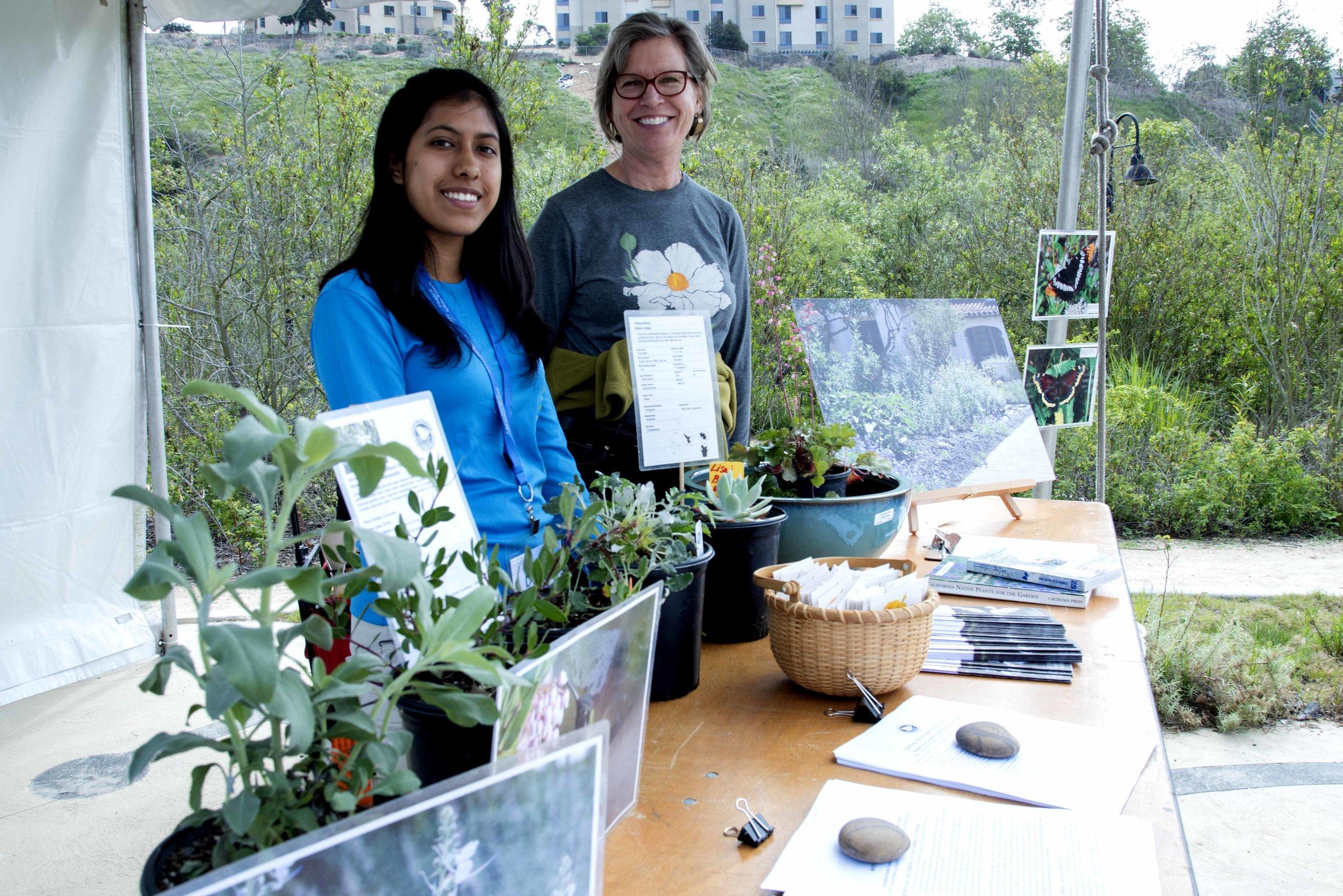 Grow Native Workshop at Migration Celebration