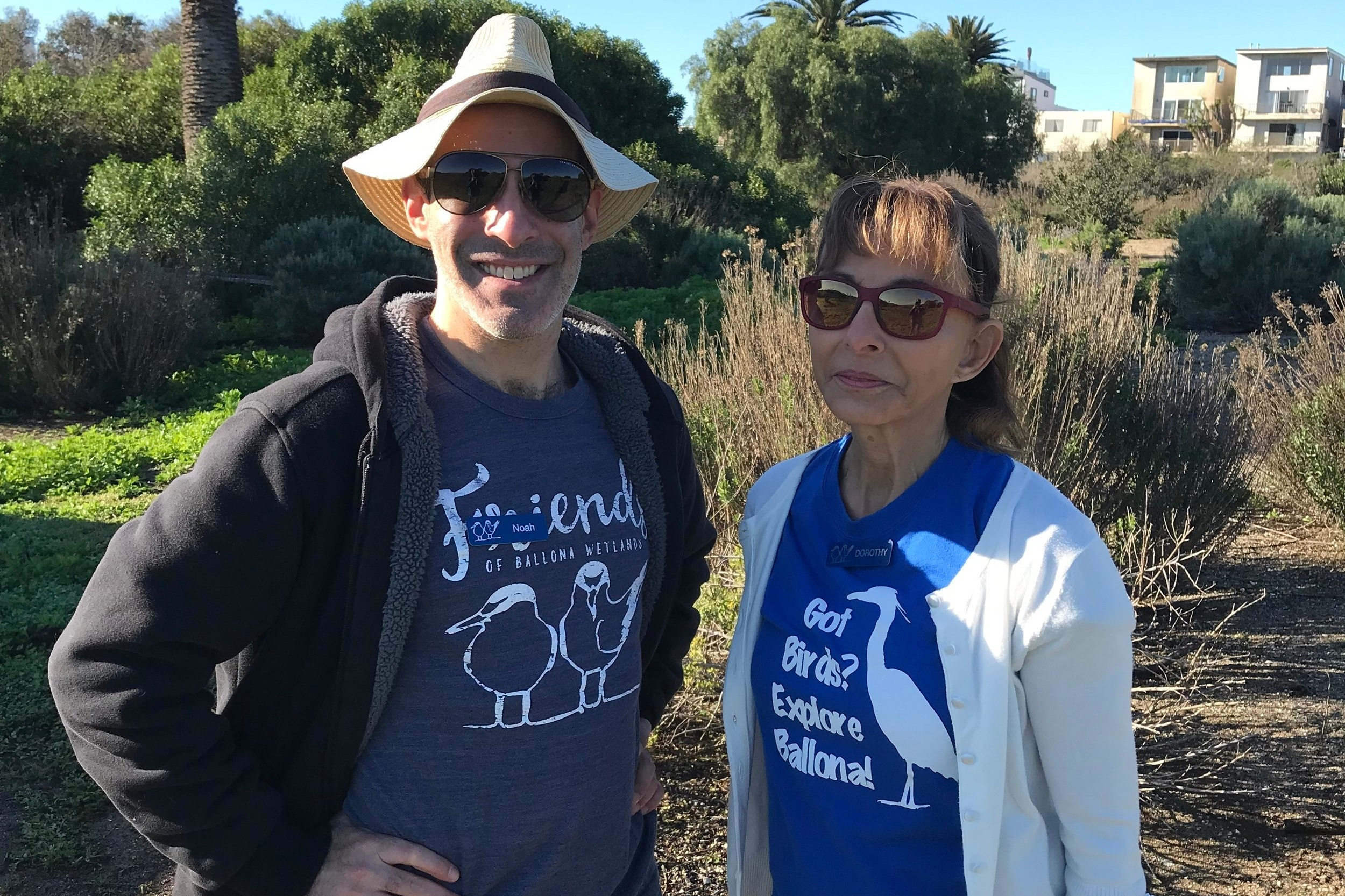 Friends of Ballona Wetlands Docents