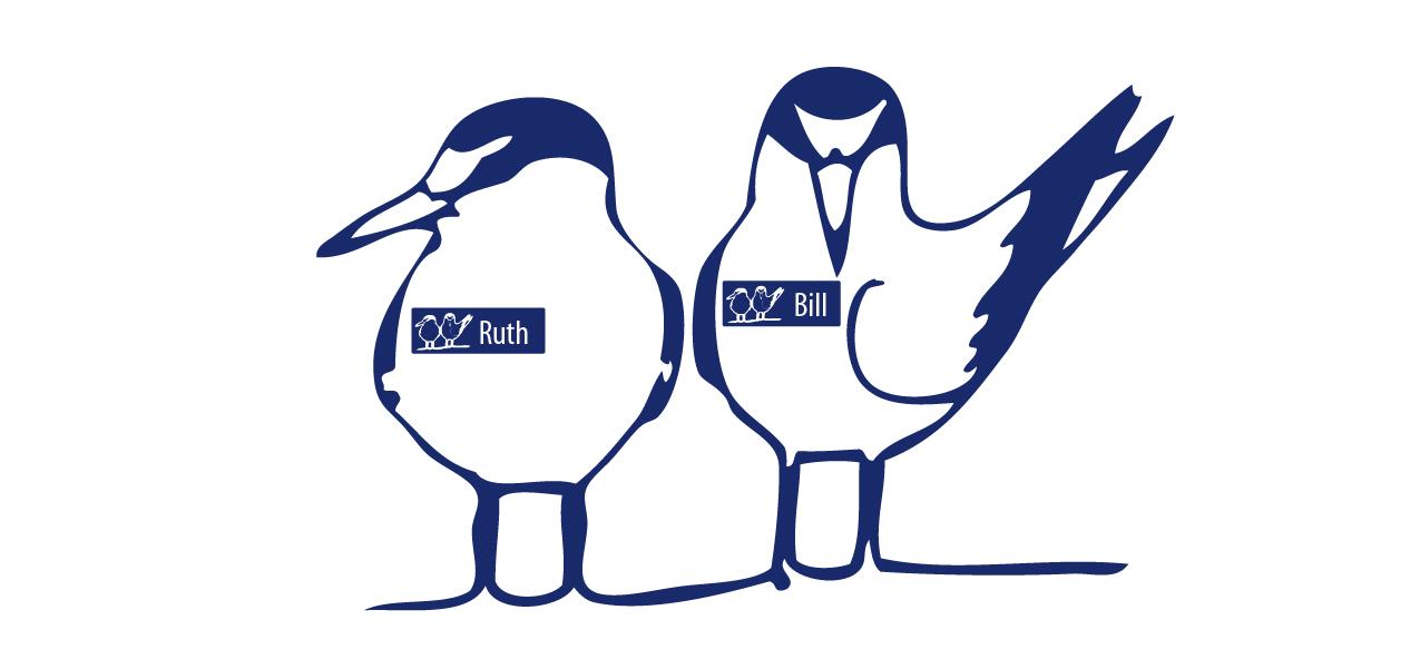Friends of Ballona Wetlands Intern logo