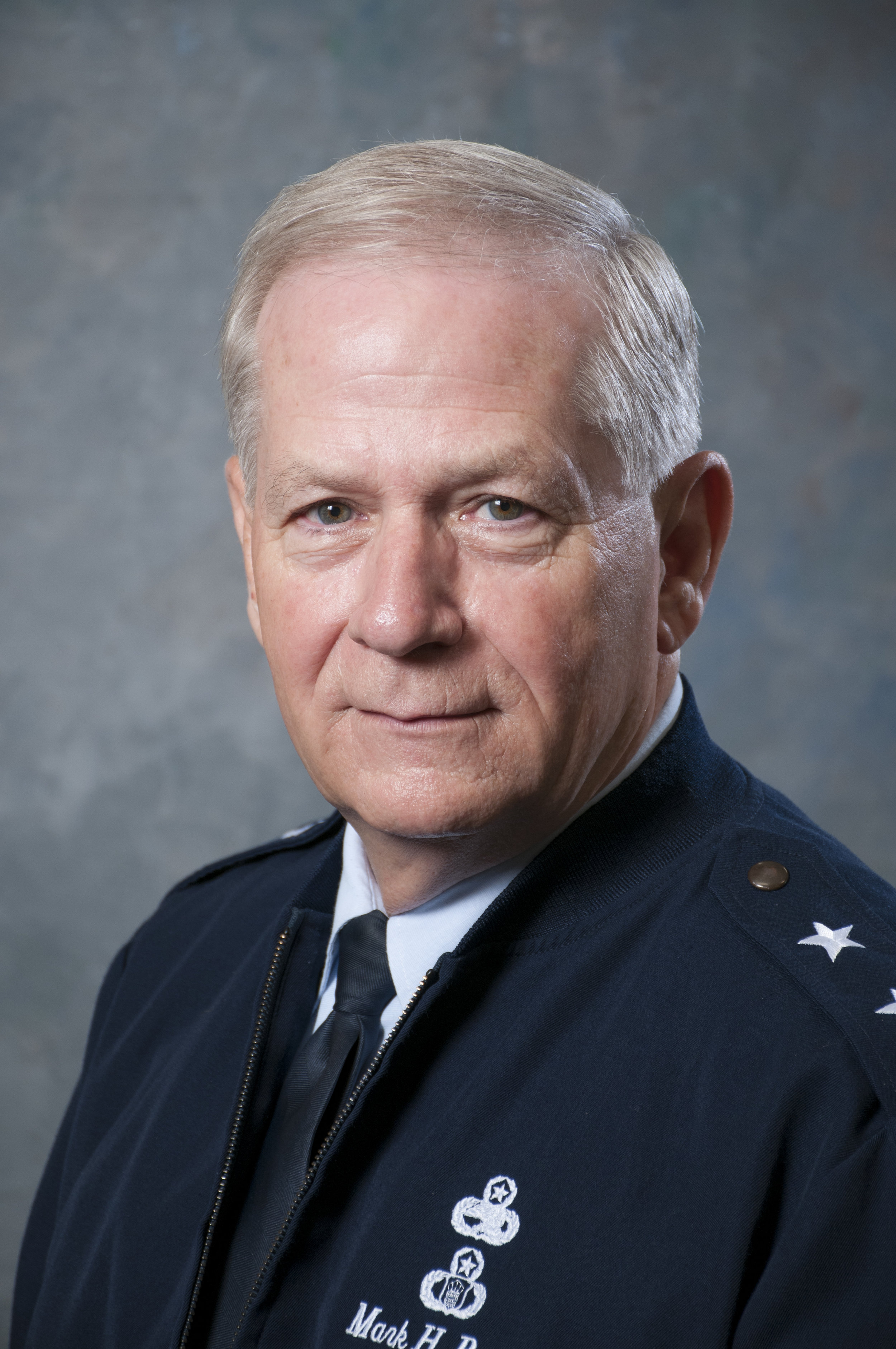 Major General Mark Berry,  Advisor