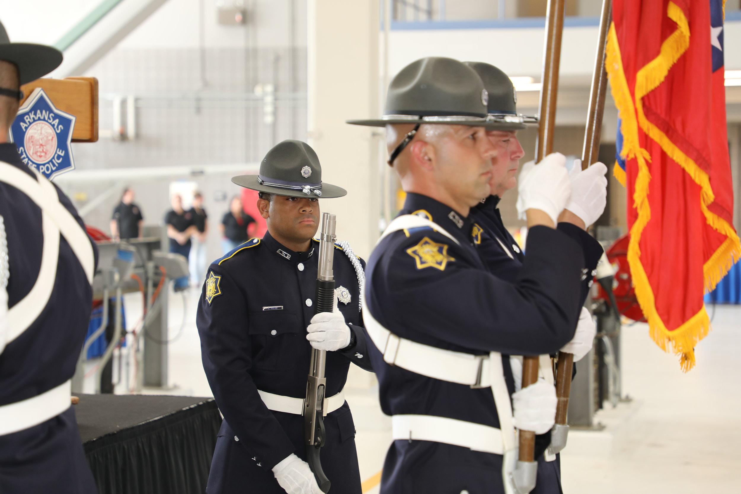 ASP Annual Awards Ceremony — Arkansas State Police Foundation