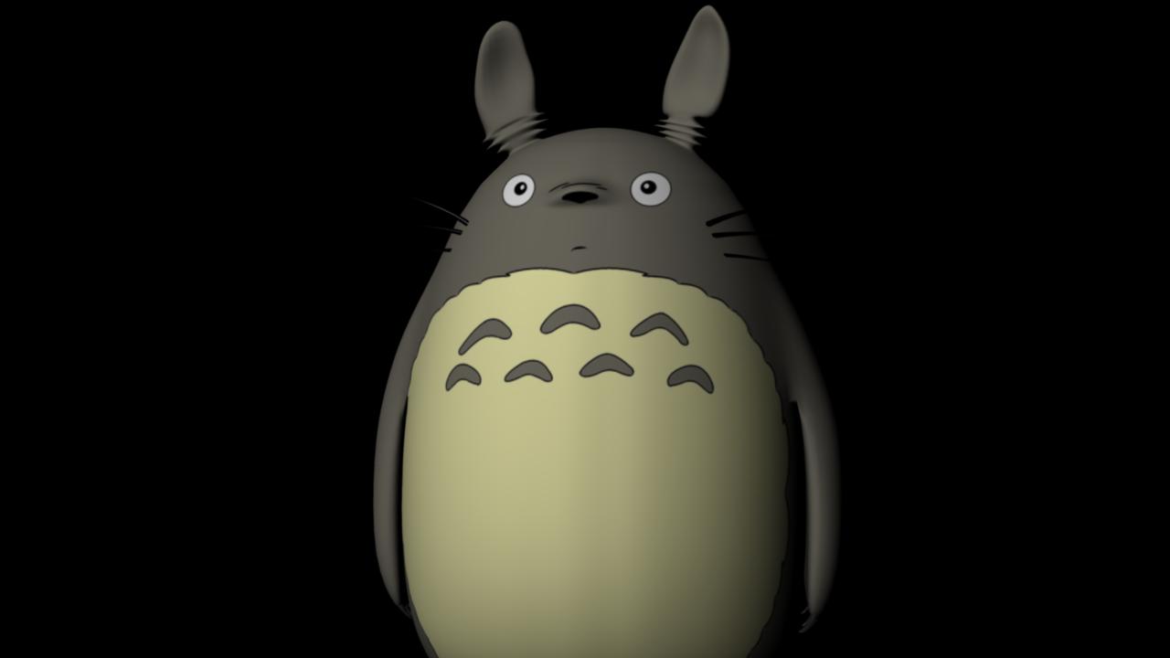 Totoro (My Neighbour Totoro)