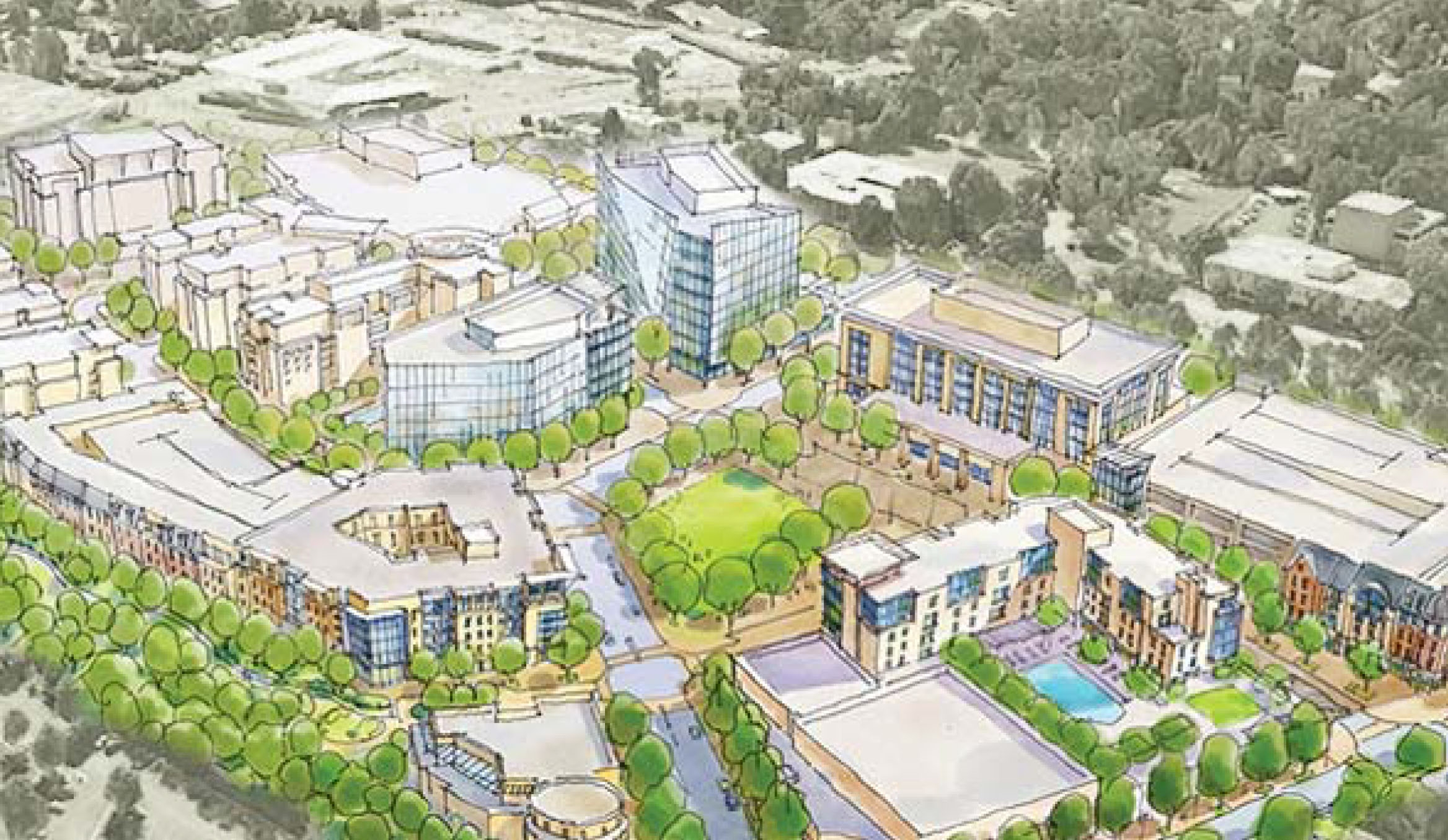 University Ridge - Greenville, SC