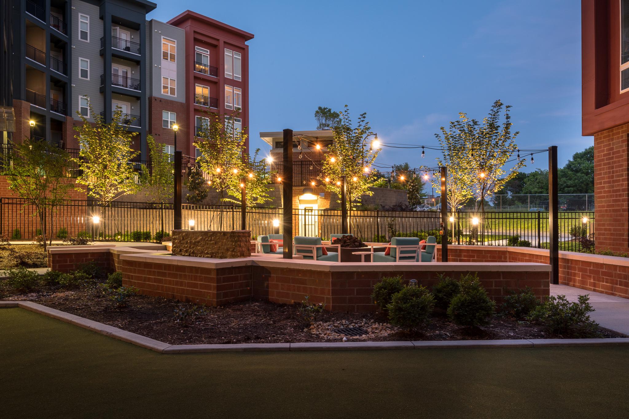 Beautiful Putting Green and Courtyard.jpg