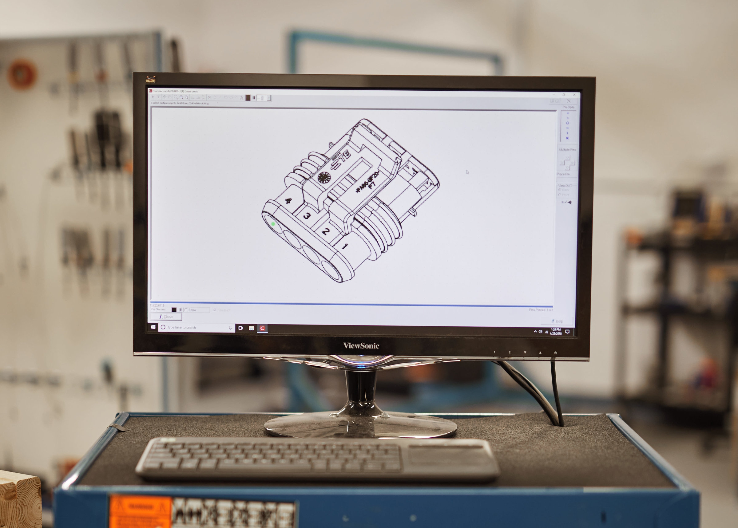 Process engineering - We pride ourselves on providing support and custom solutions from an engineering perspective from short run prototype builds, design for manufacturing, product quality and expertise.