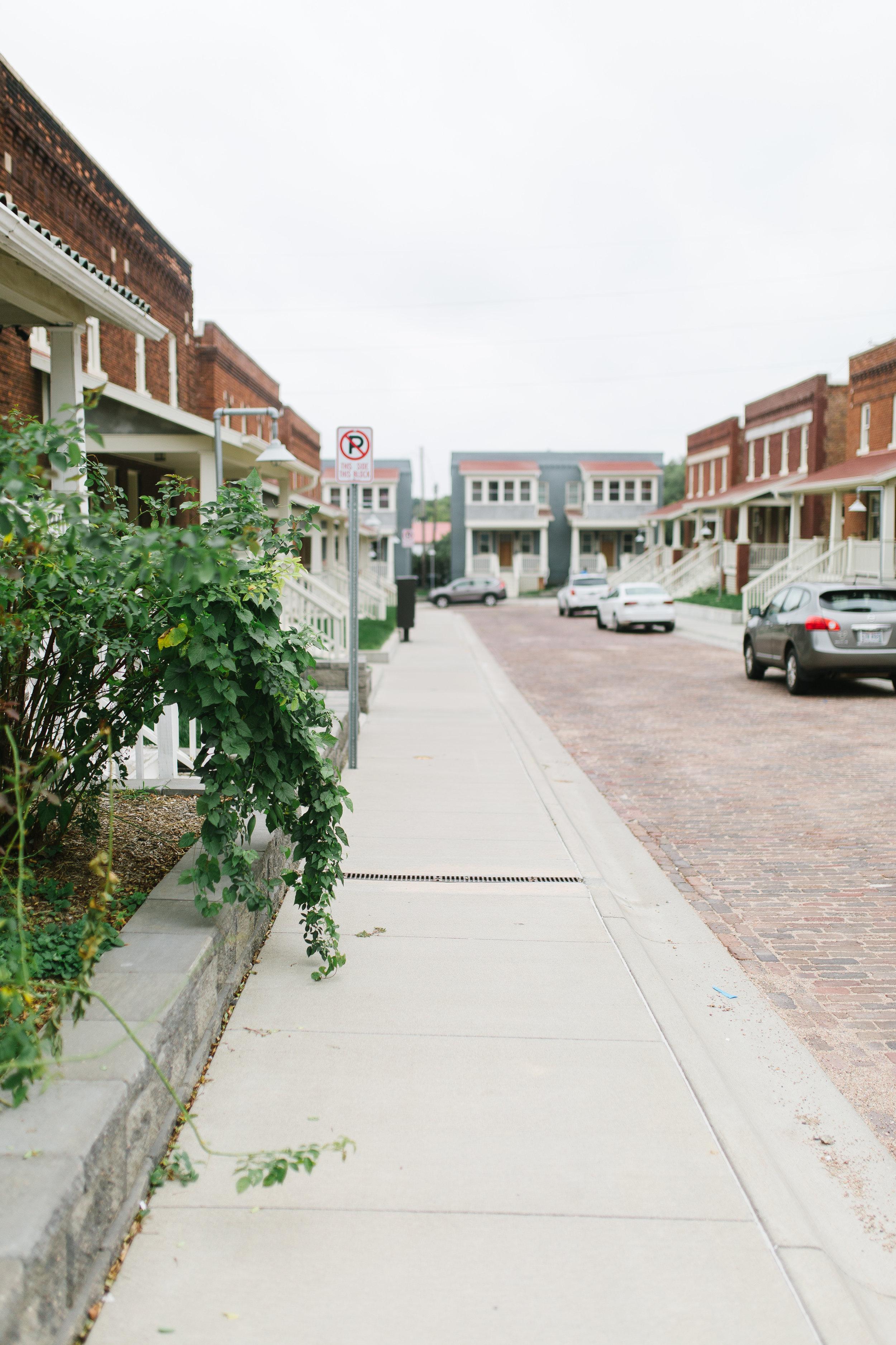 Travers row apartments -