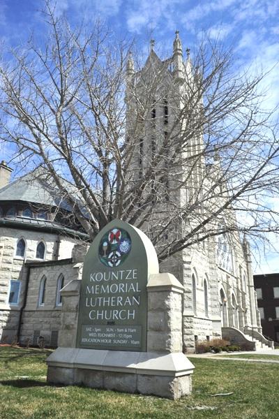 Kountze Memorial Lutheran Church -