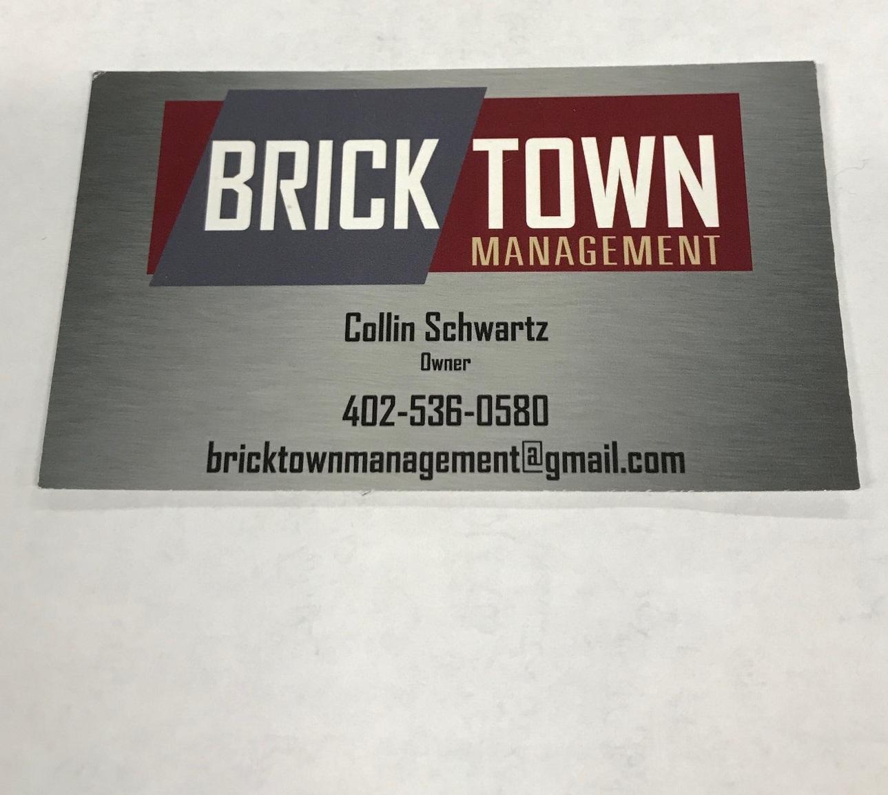 Brick Town Management -
