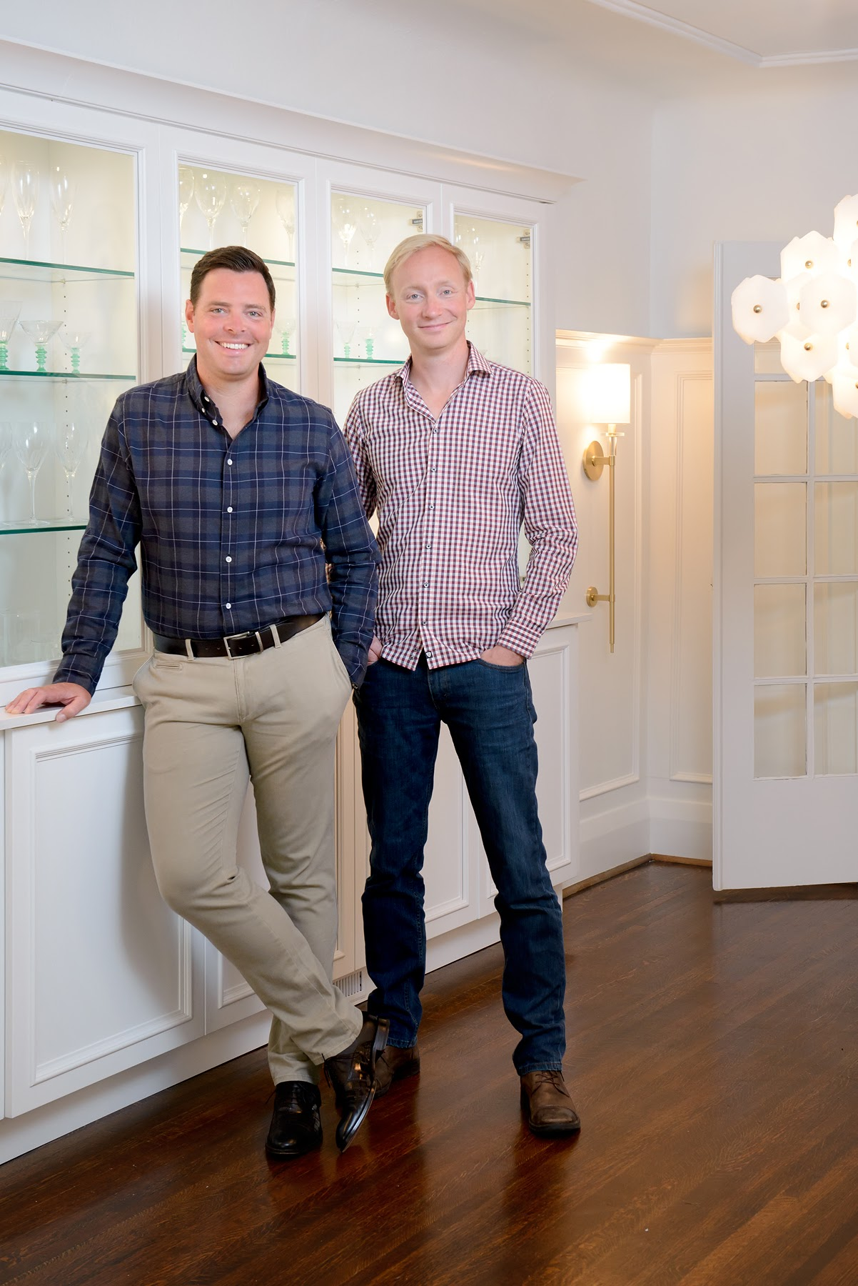 Welcome to Home by Tim + Chris - We are a full service design firm,located in the Kawartha Lakes, and with a focus on interior design, kitchens, bathrooms, custom closets, built-ins and decor. We can help from the design phase through to the installation and decorate phase.We have been designing dream homes for the past 15 years and would love to take your concept from design to built and decorated.With Home by Tim + Chris, you won't have to leave your office to bring your project to life. Thanks to our network in Toronto and the Kawarthas, we can spend time in the city finding the right fixtures for your cottage or home, and then with our project management and construction experience we will ensure that your project gets installed with little impact on your time and with careful consideration of your budget. We take great pride in our ability to help our clients realize their dream project.