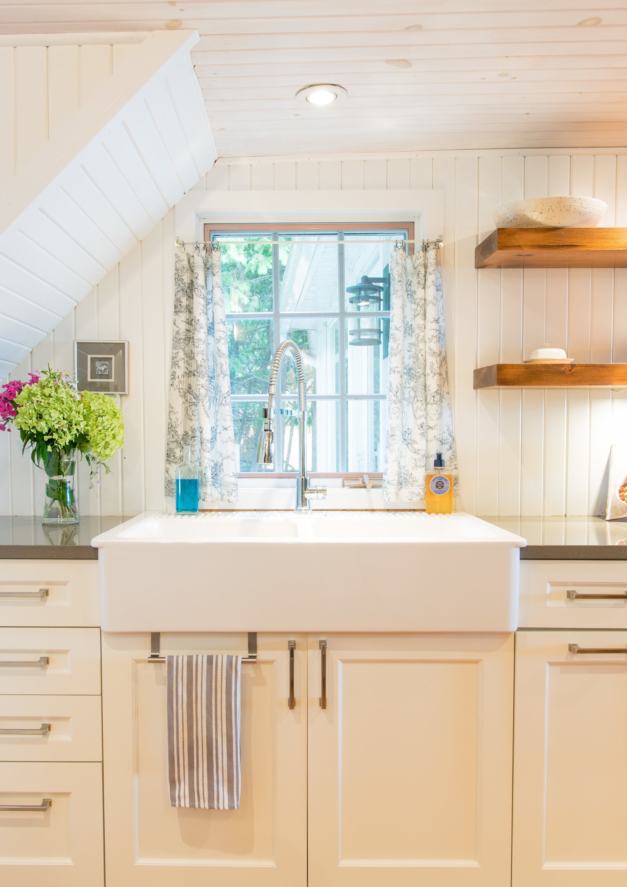 A Real Country Kitchen Home By Tim Chris