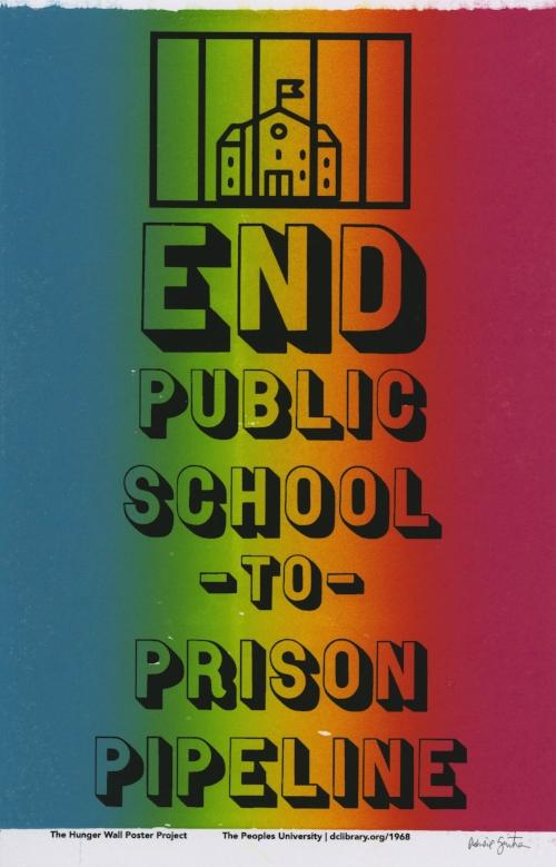 Adrienne Gaither - End Public School to Prison Pipeline