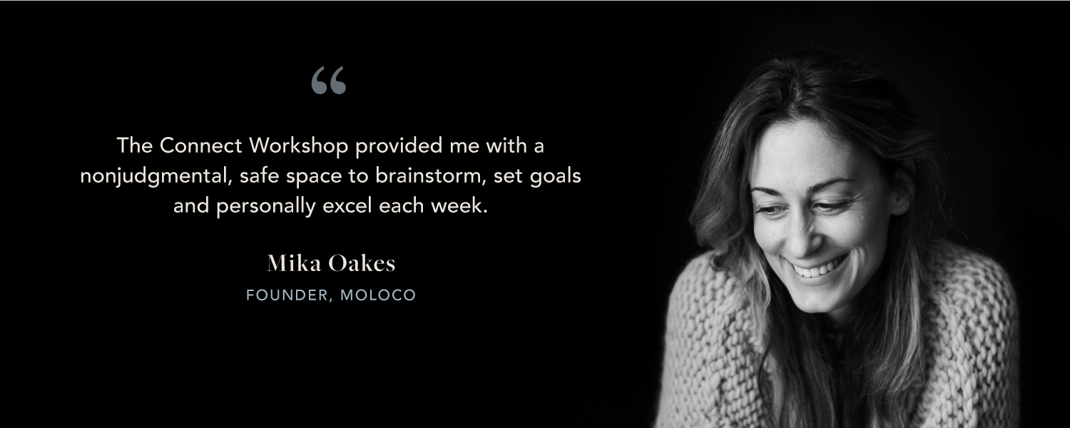 UME Connect Workshop Testimonial - Mika Oakes