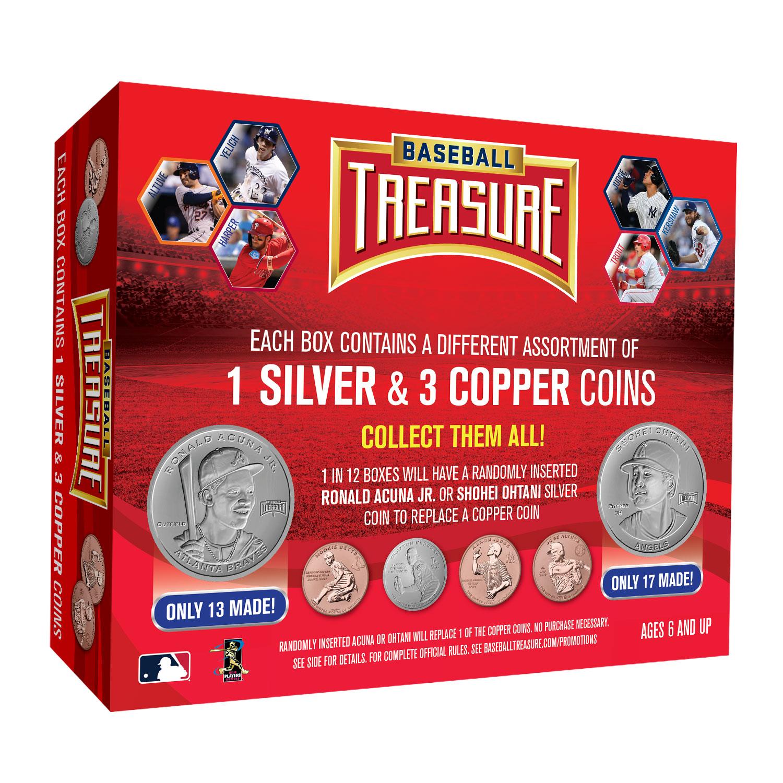 Shohei Ohtani Silver Coin
