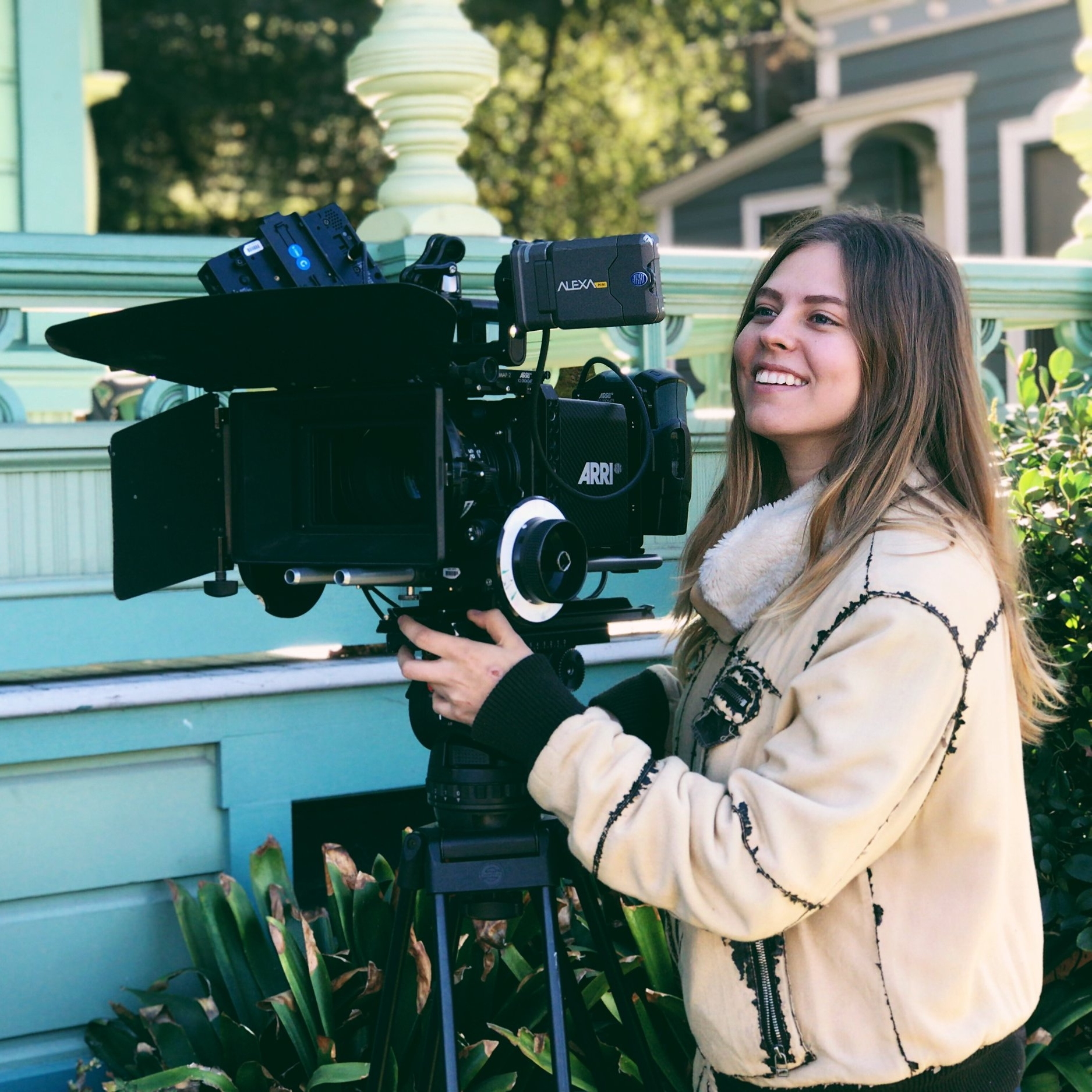Ksusha Genenfeld - Director of Photography