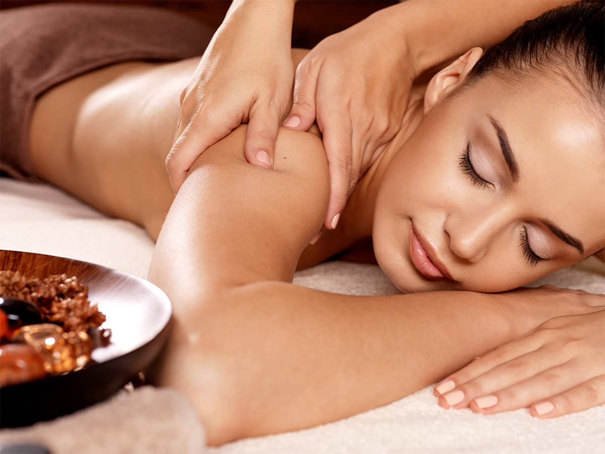 MassageTherapy - Massage Therapy relieves pain caused by stress, repetitive strain or sudden injury. It reduces inflammation by increasing blood and lymph circulation.