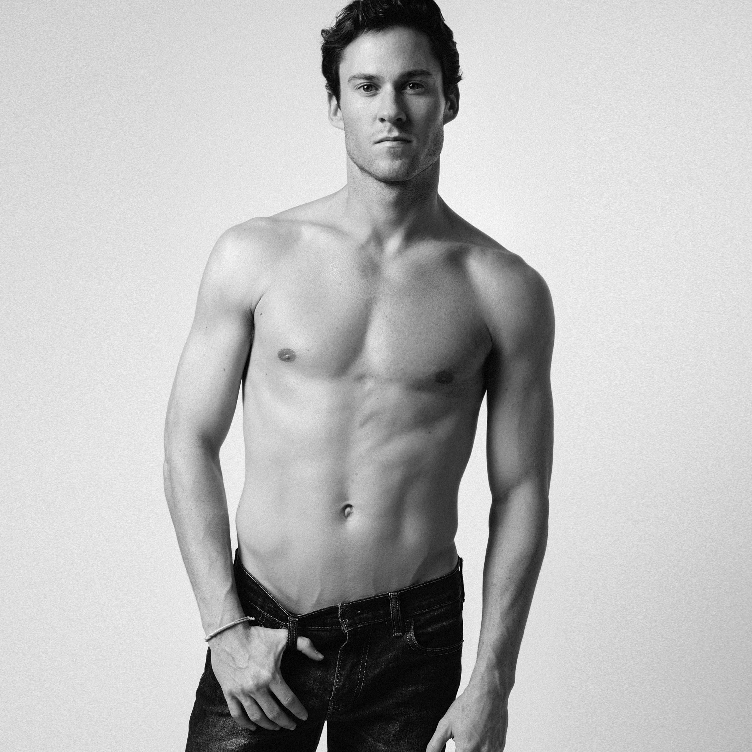 Male Model Photoshoot Nyc
