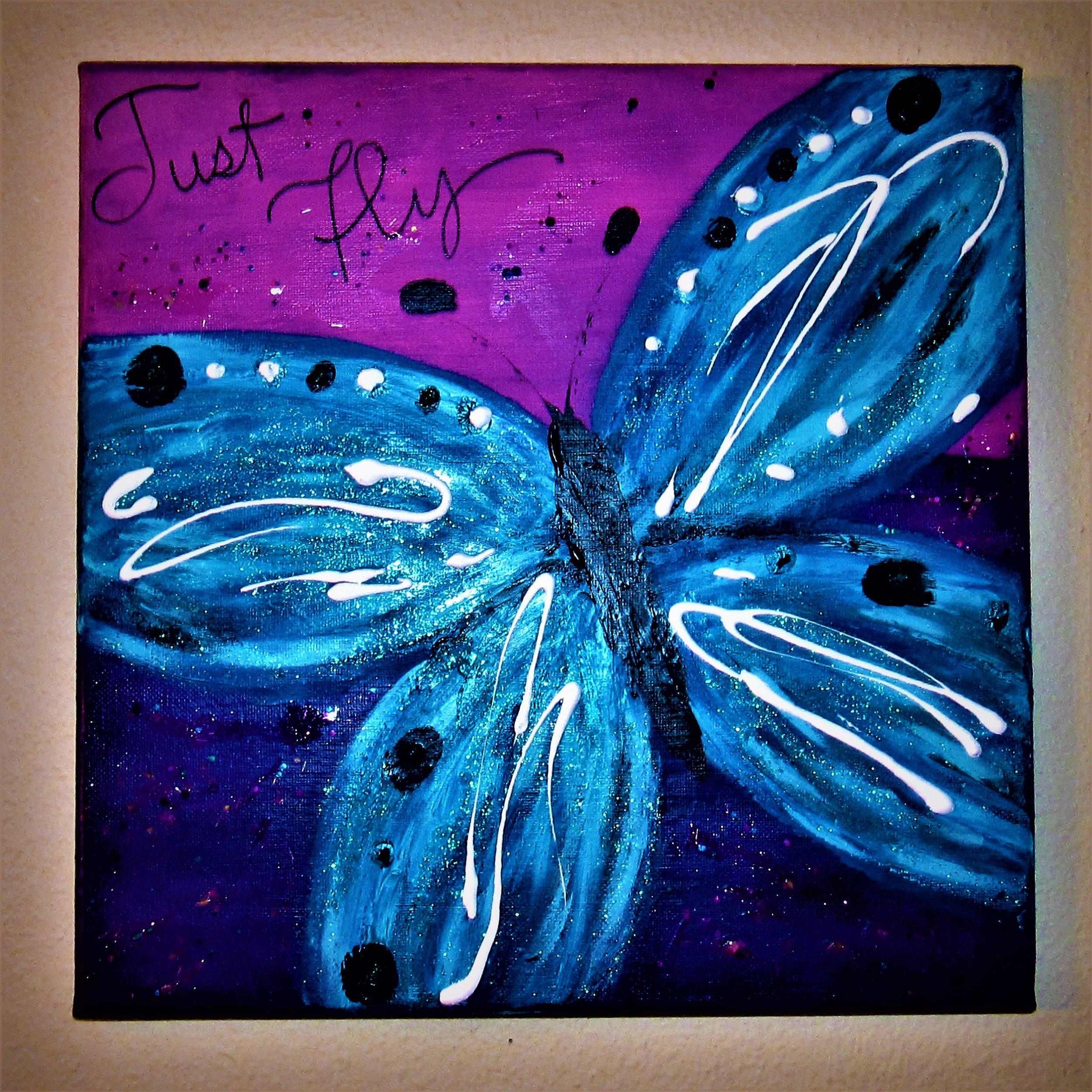 Glitterflies-Fly $35