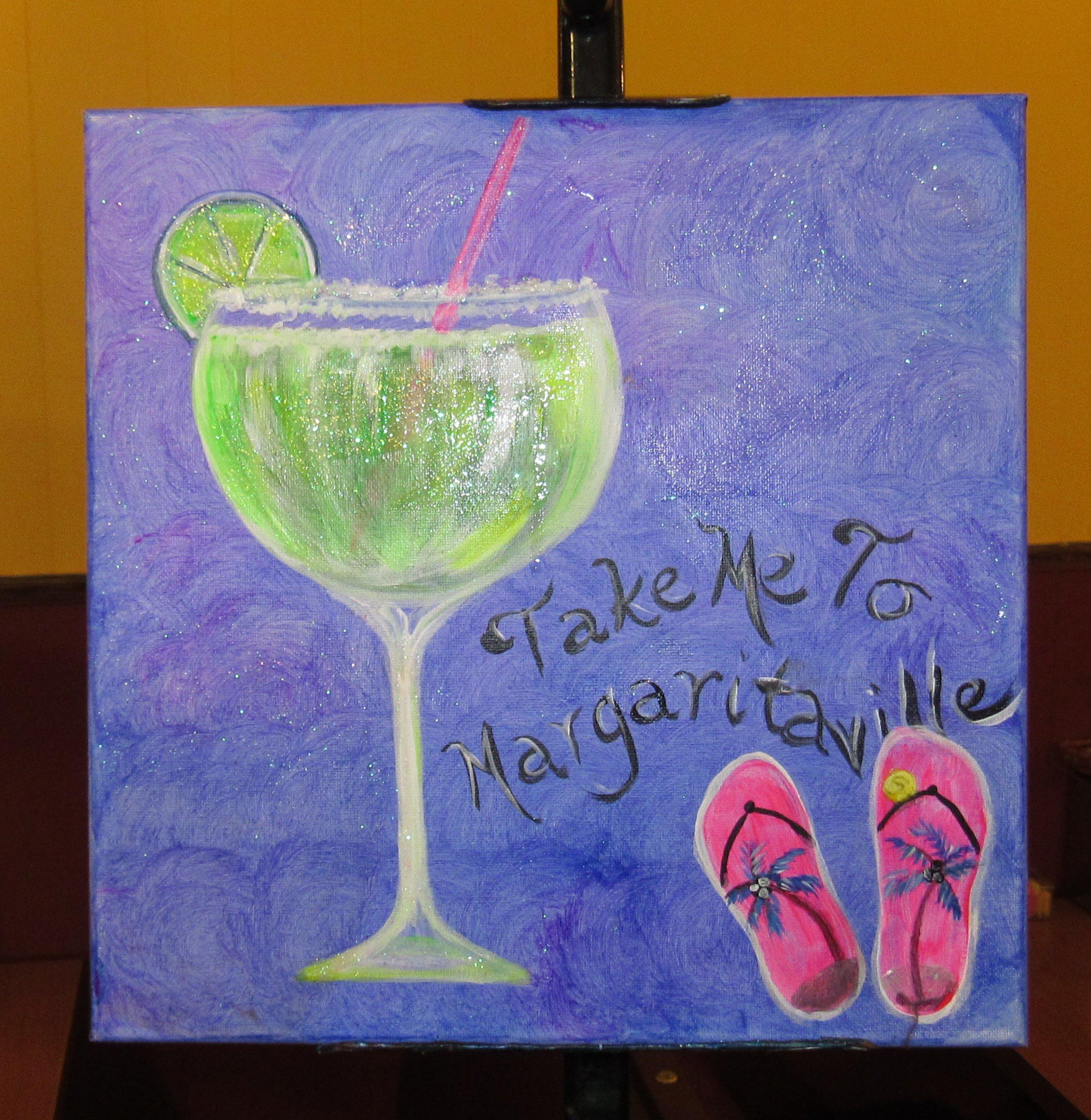 Margaritaville $35