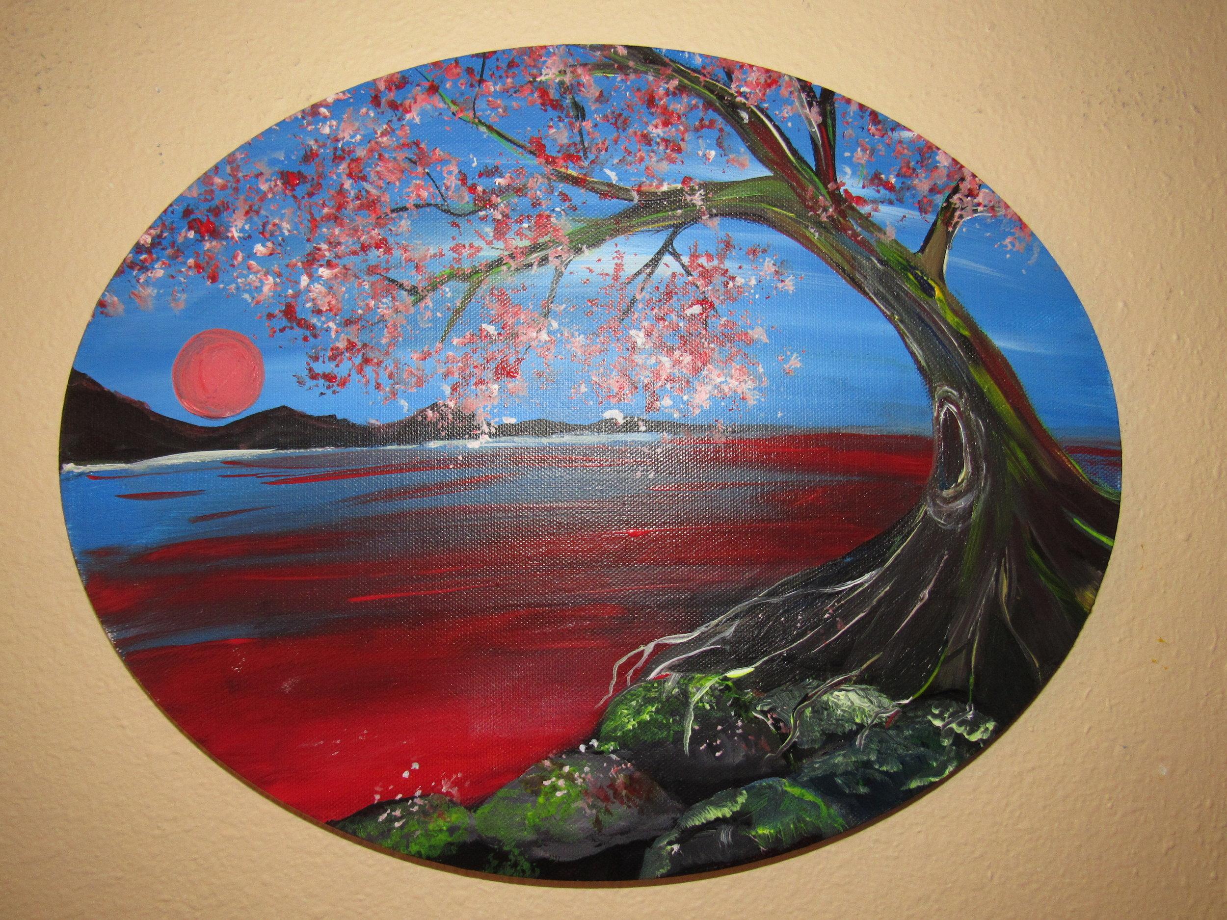 $35 Blood Moon