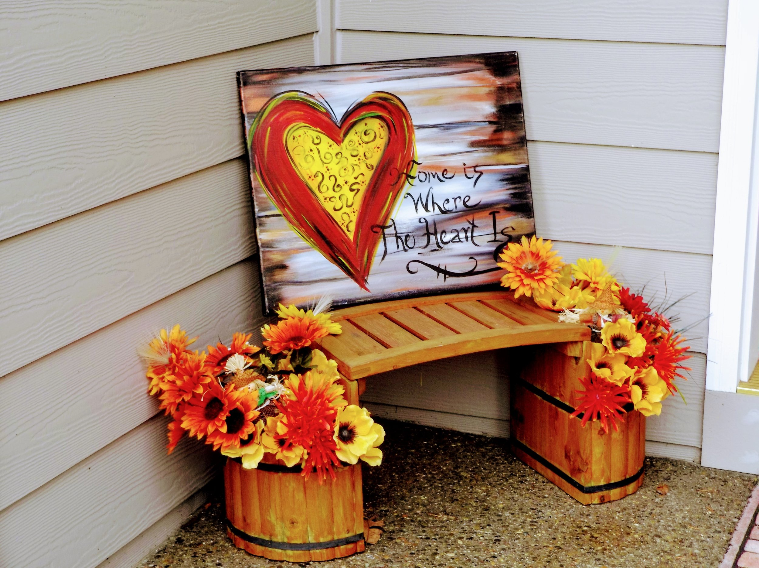$35 Home Heart Is
