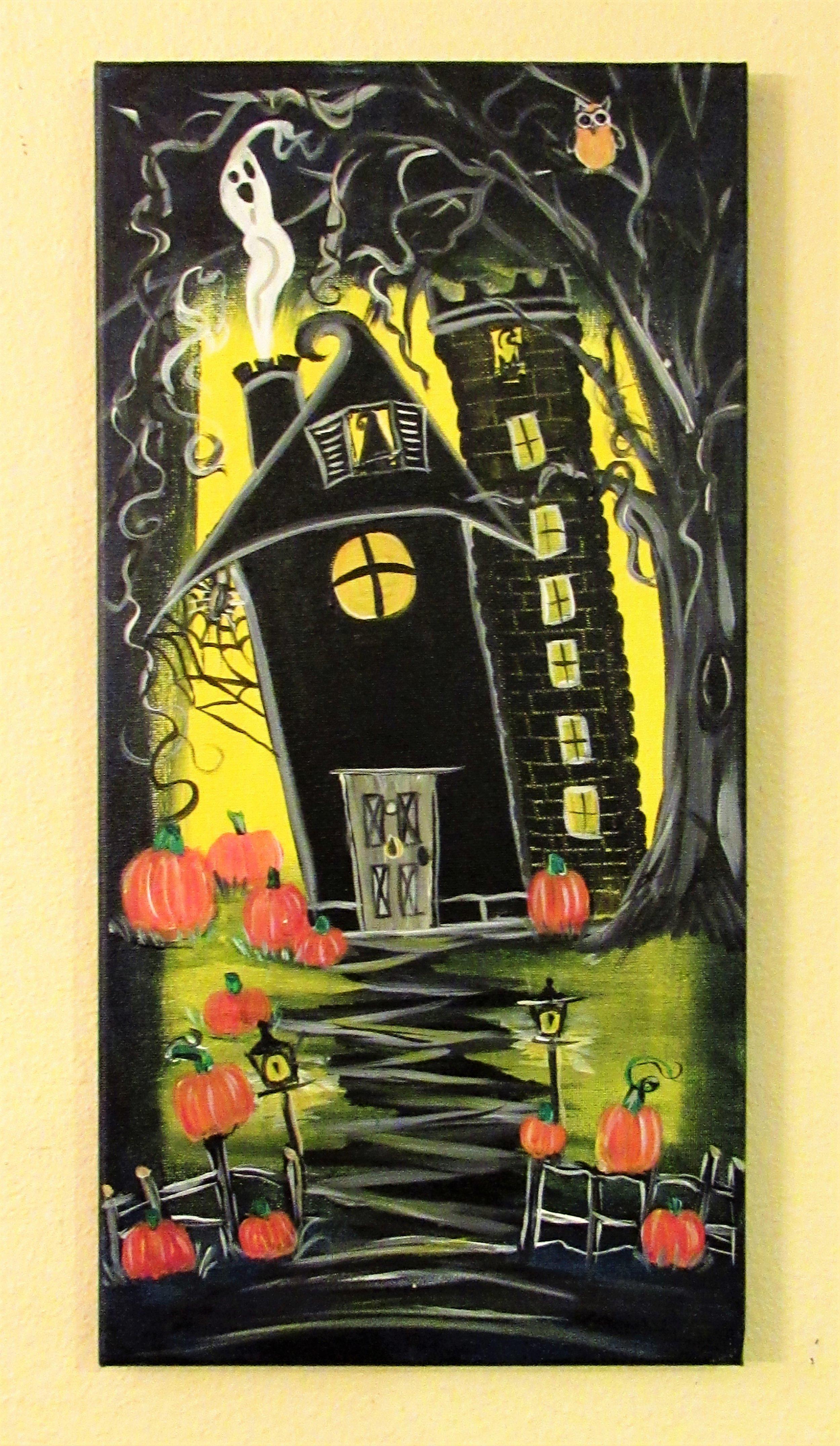 $35 Spooky Street