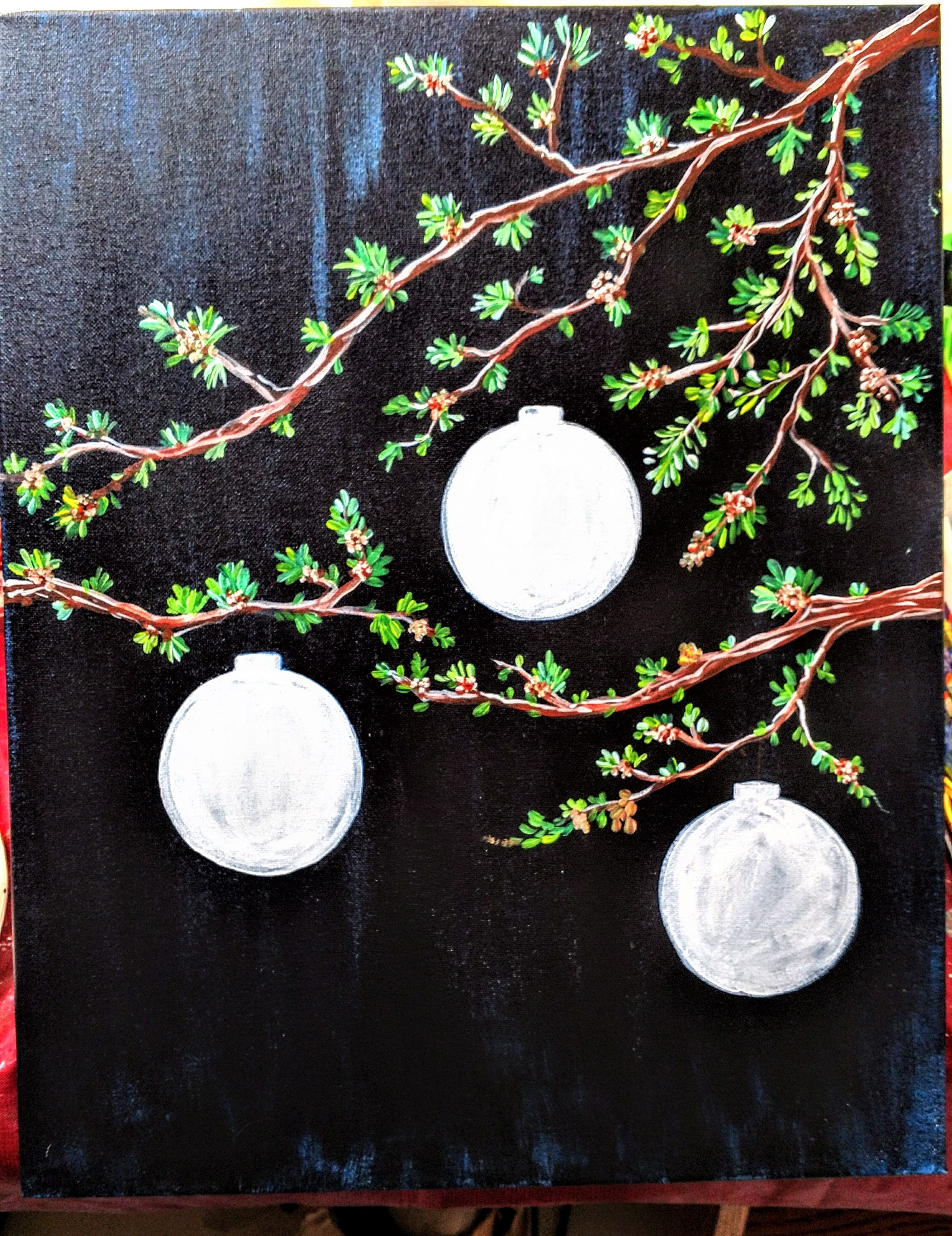 Paint Your Own Ornaments!
