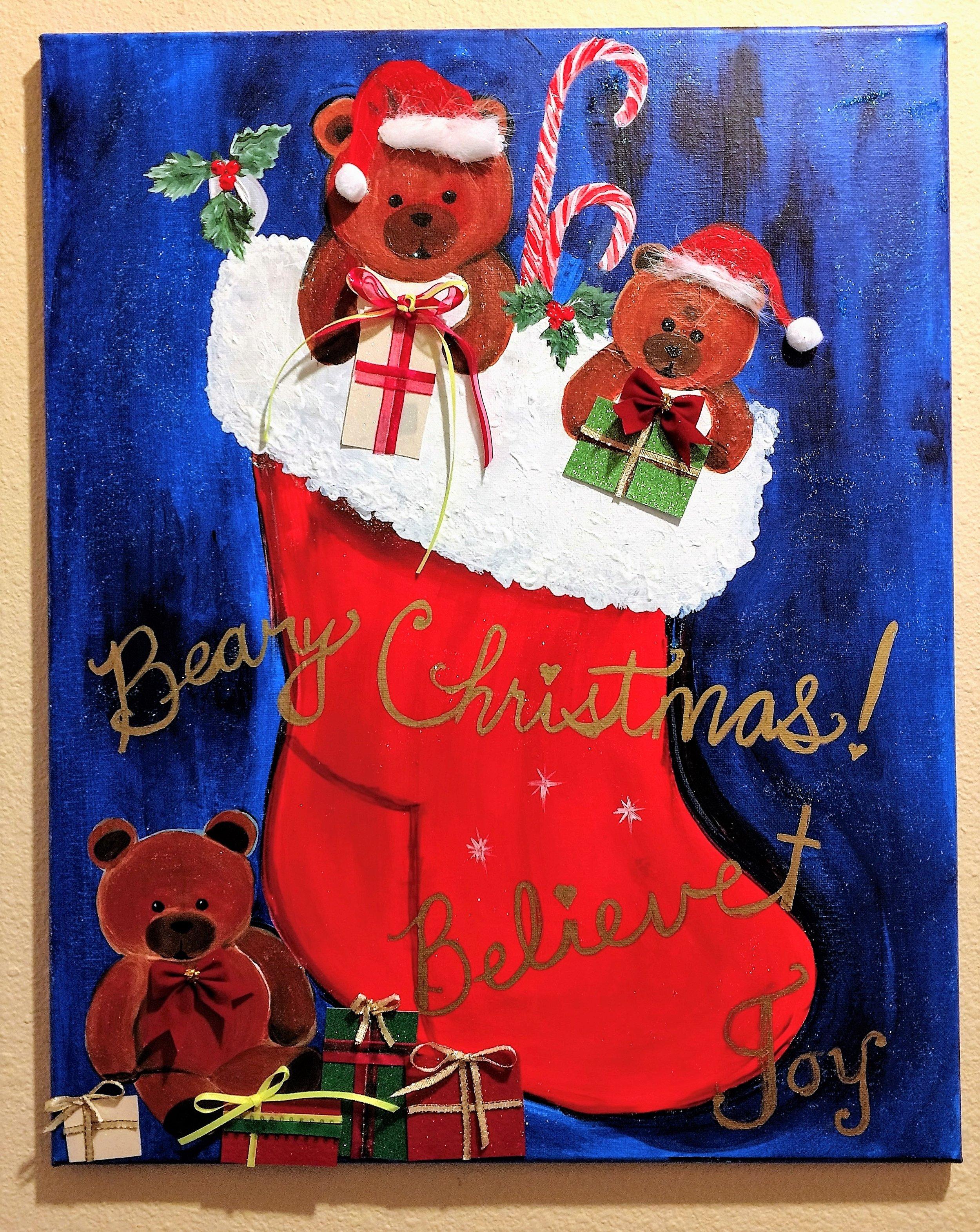 $40 Beary Christmas