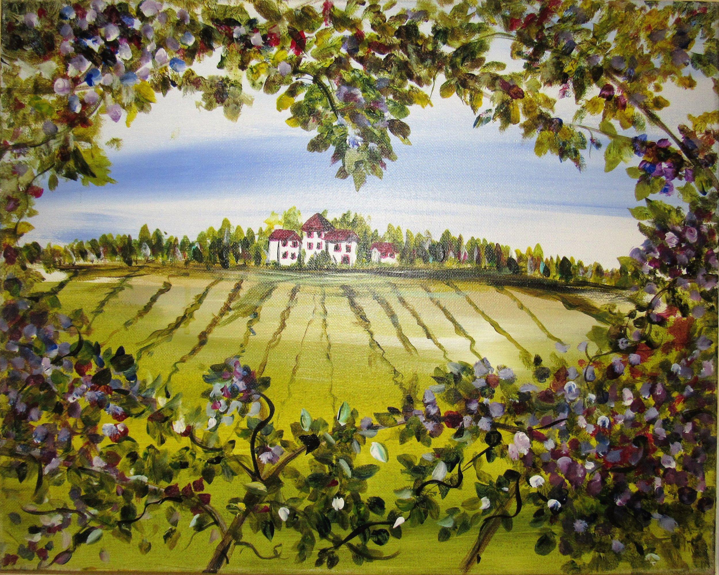$40 Tuscany Farm House