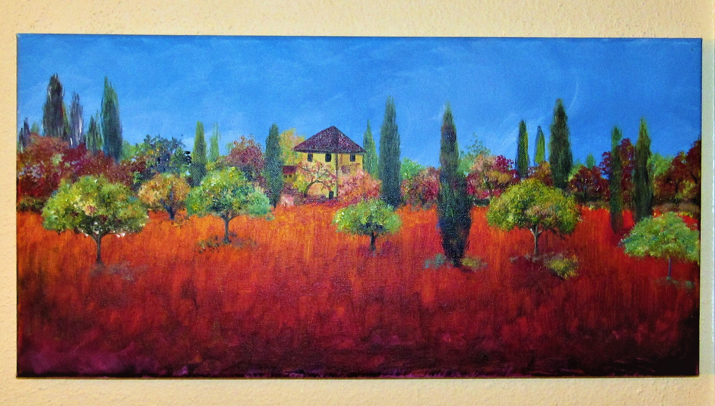 $35 Tuscan Fields Amore