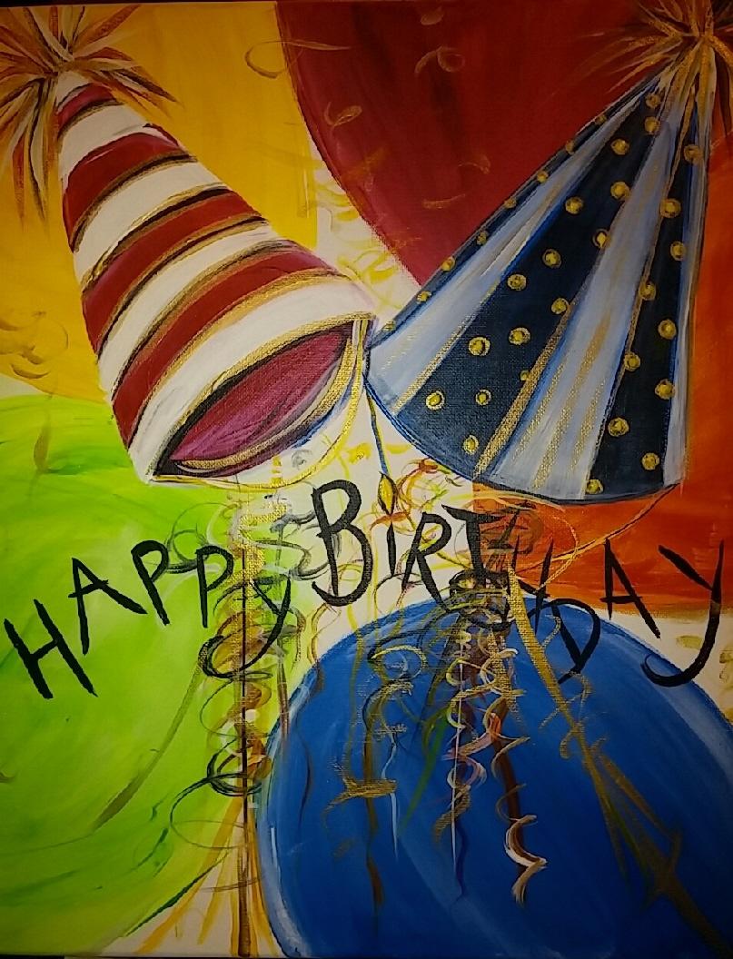 Happy Birthday! $35